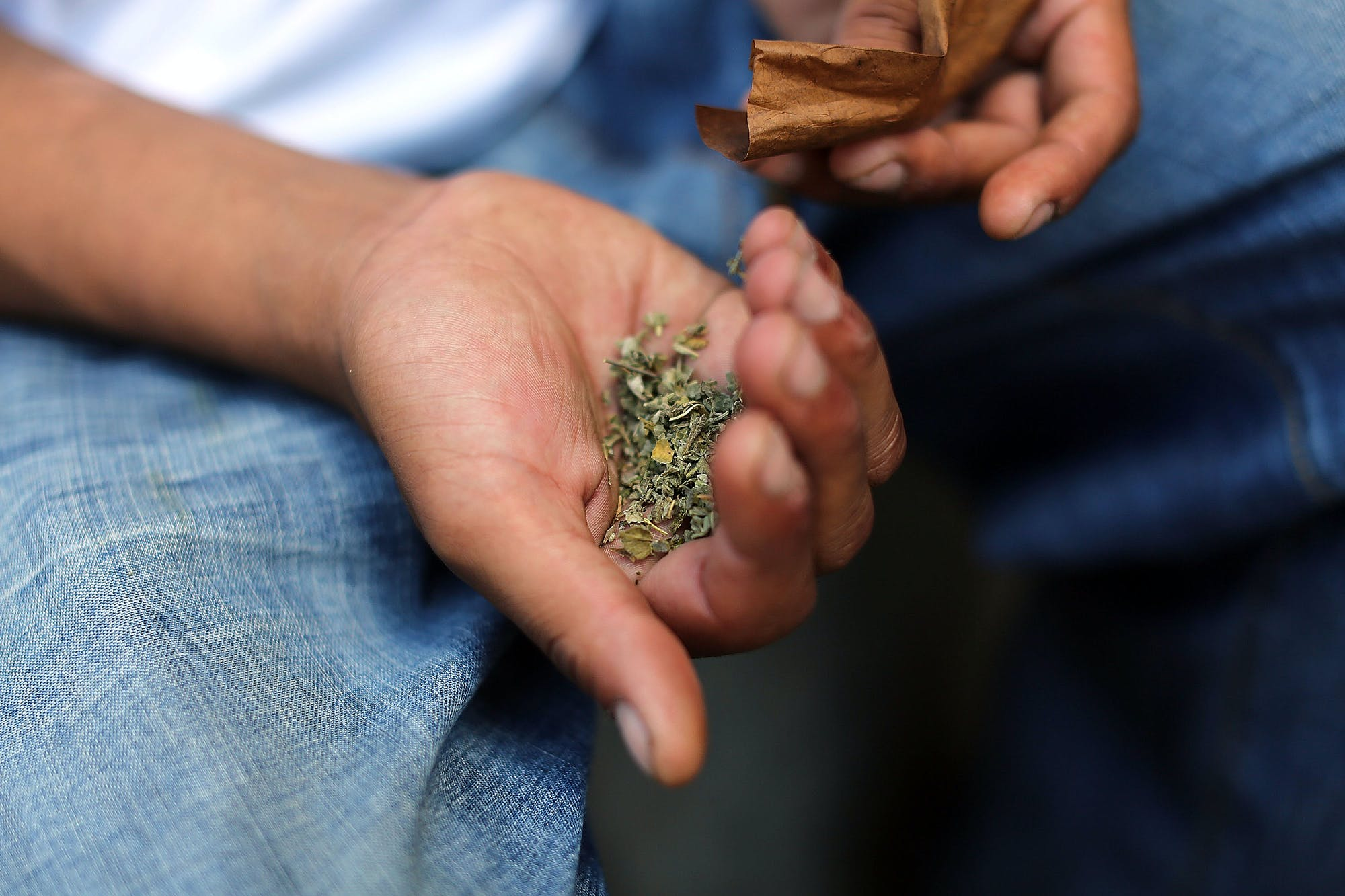 K2Spice How to microdose weed and treat anxiety