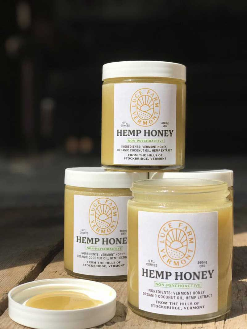 Luce Hemp Honey 1 How to microdose weed and treat anxiety