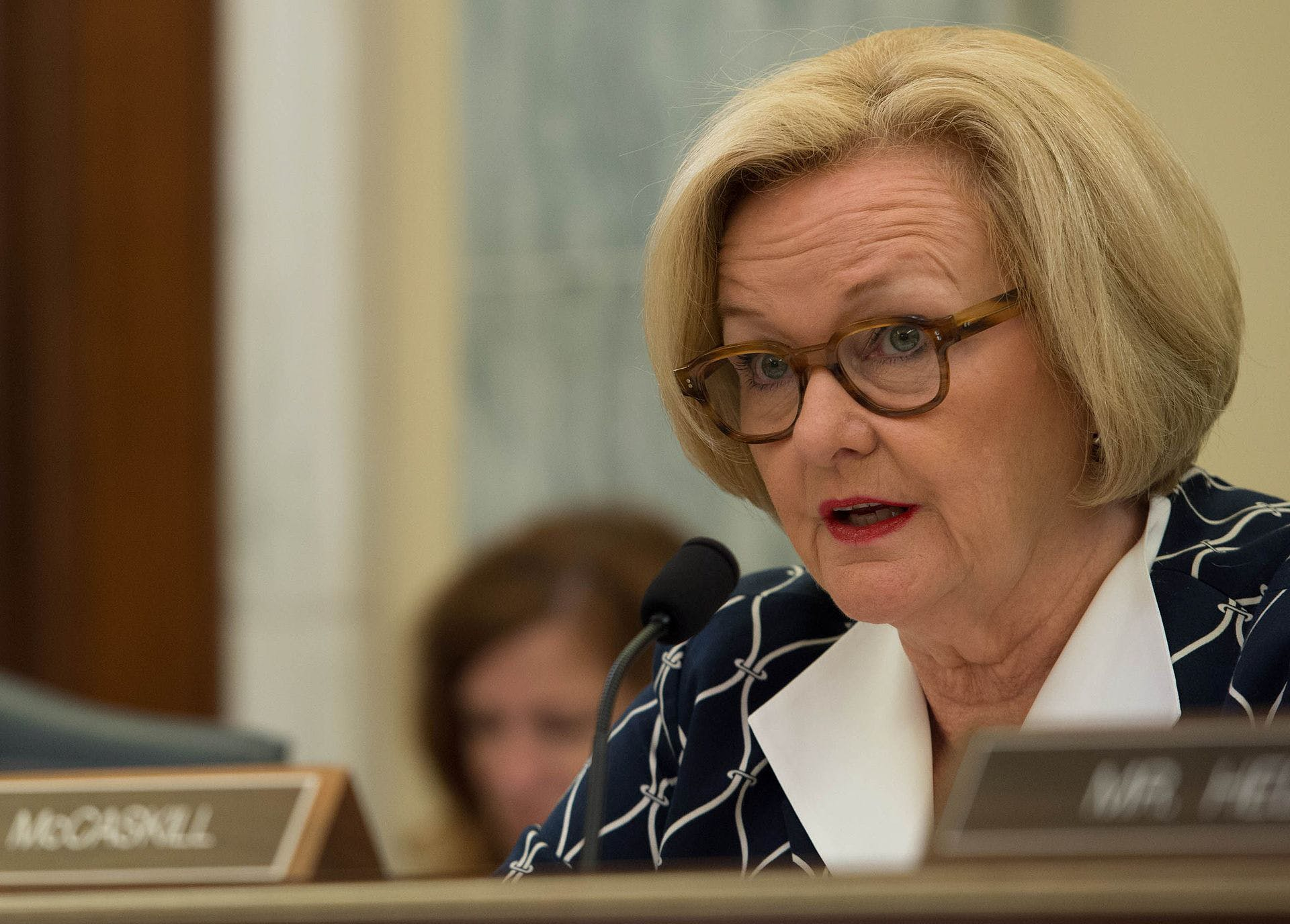 McCaskill Takes Aim at Diet Scams That Are A Crisis in Consumer Protection 03 cropped to McCaskill How to microdose weed and treat anxiety