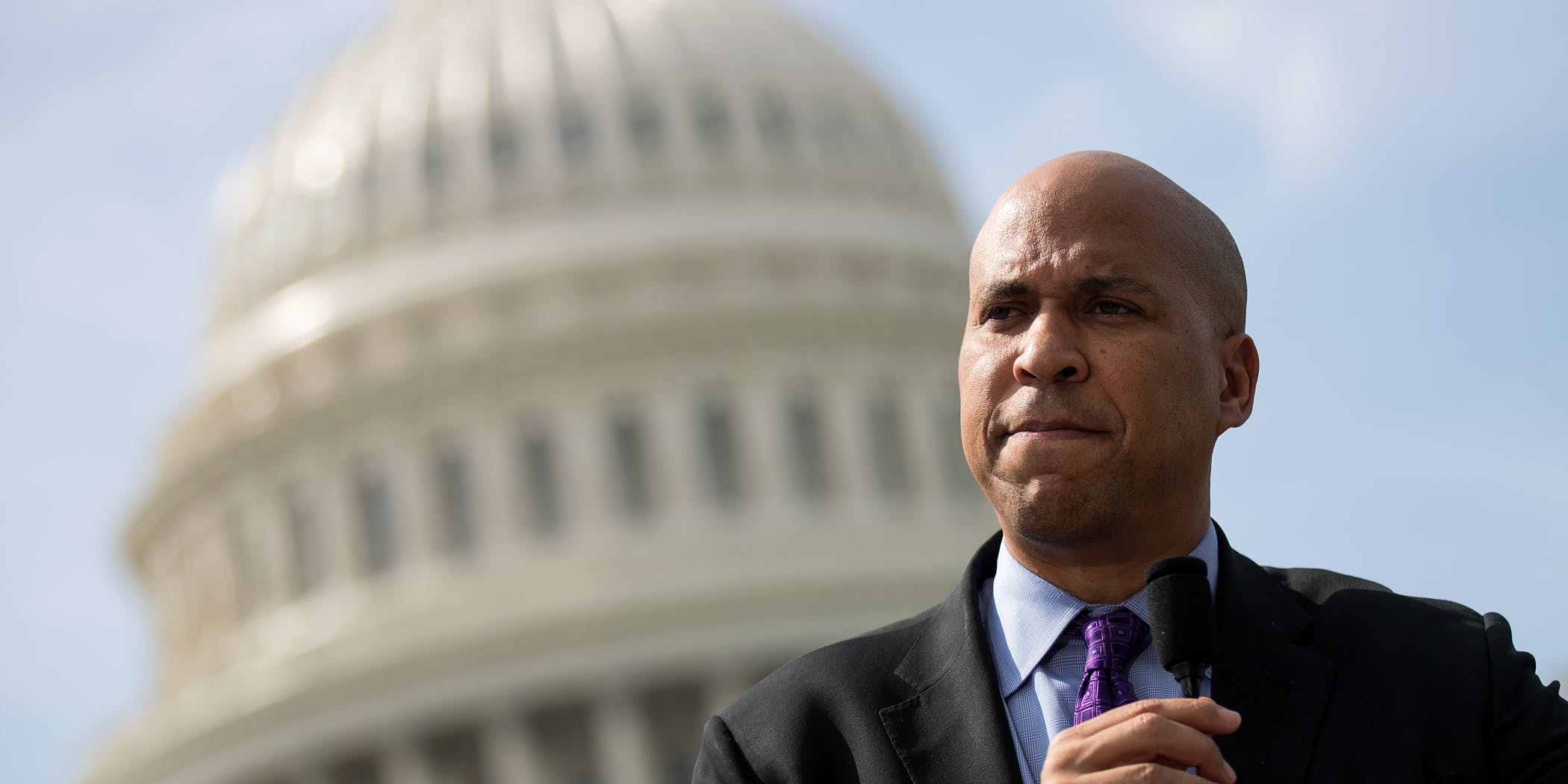 High-ranking Democrats like New Jersey Senator Cory Booker have put their weight behind the push to legalize weed.