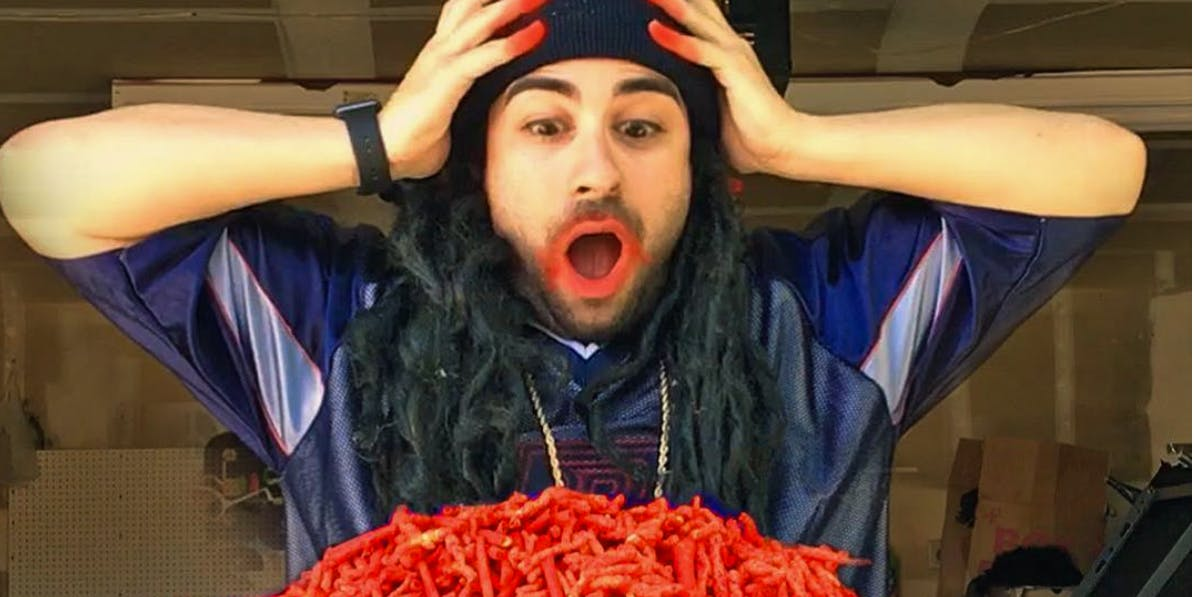 Fox Is Making A Movie About Flamin' Hot Cheetos