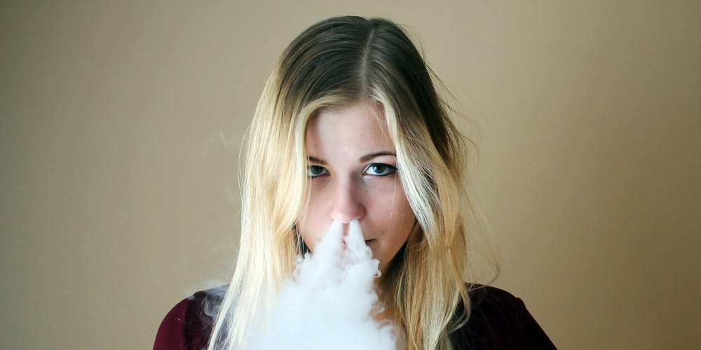 people are trying to vape food concentrates