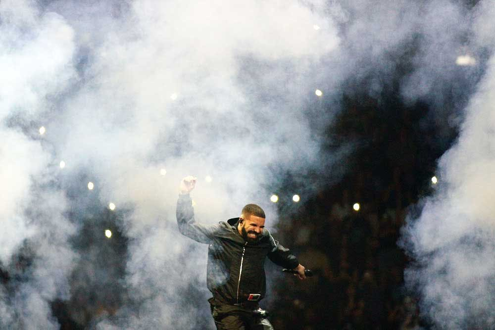 drake smoke How to microdose weed and treat anxiety