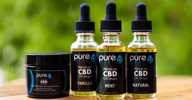 pure kana cbd reviews 10 Best CBD Oils and CBD Products on the Market