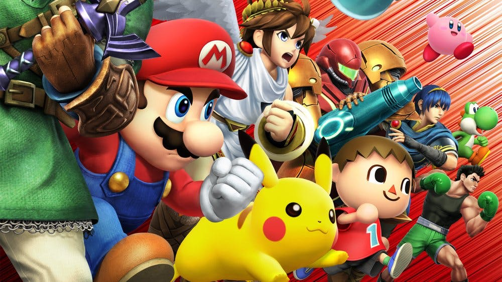 Nintendo Switch To Release New Super Smash Bros. In 2018