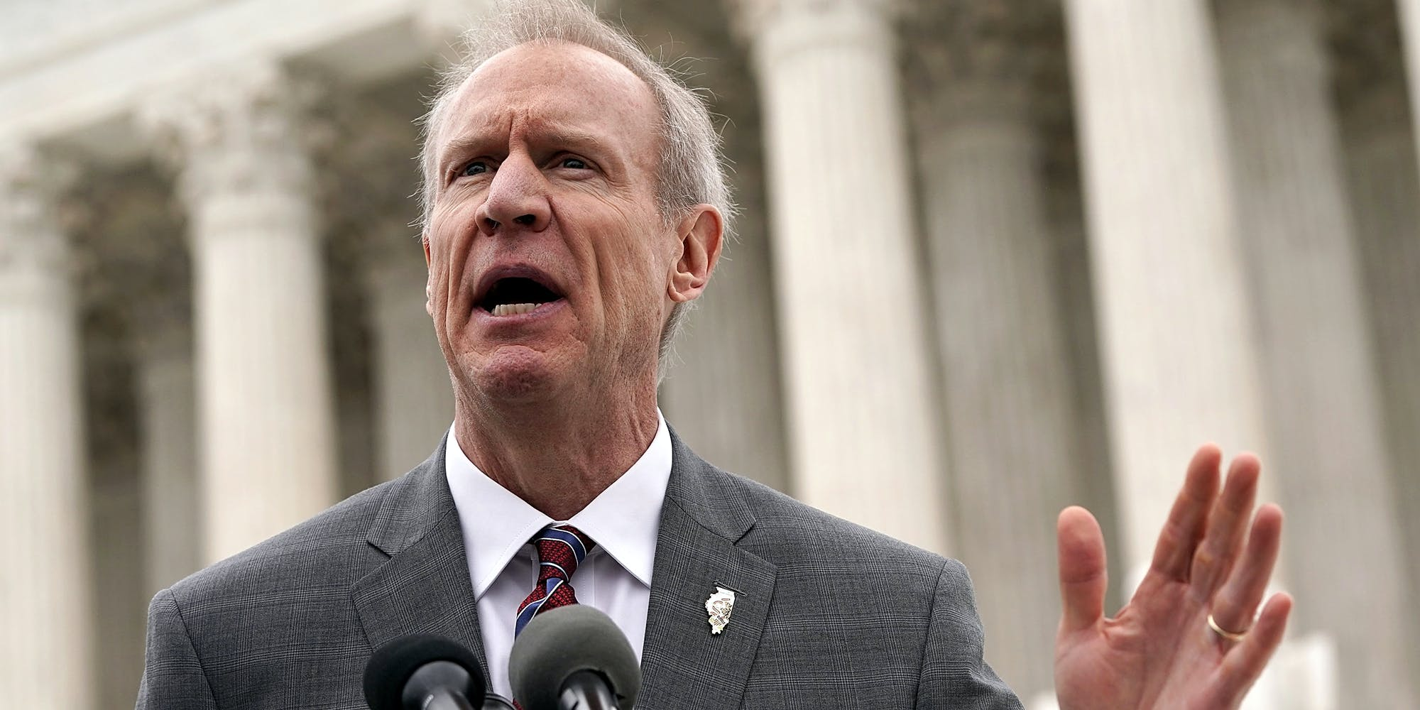 Illinois Governor Bruce Rauner Vows To Veto Recreational Marijuana Legislation