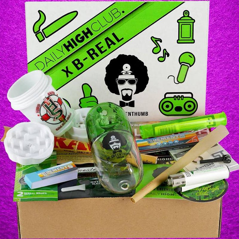 DHC B Real March Box 900x The 5 best products for outdoor smoking sessions