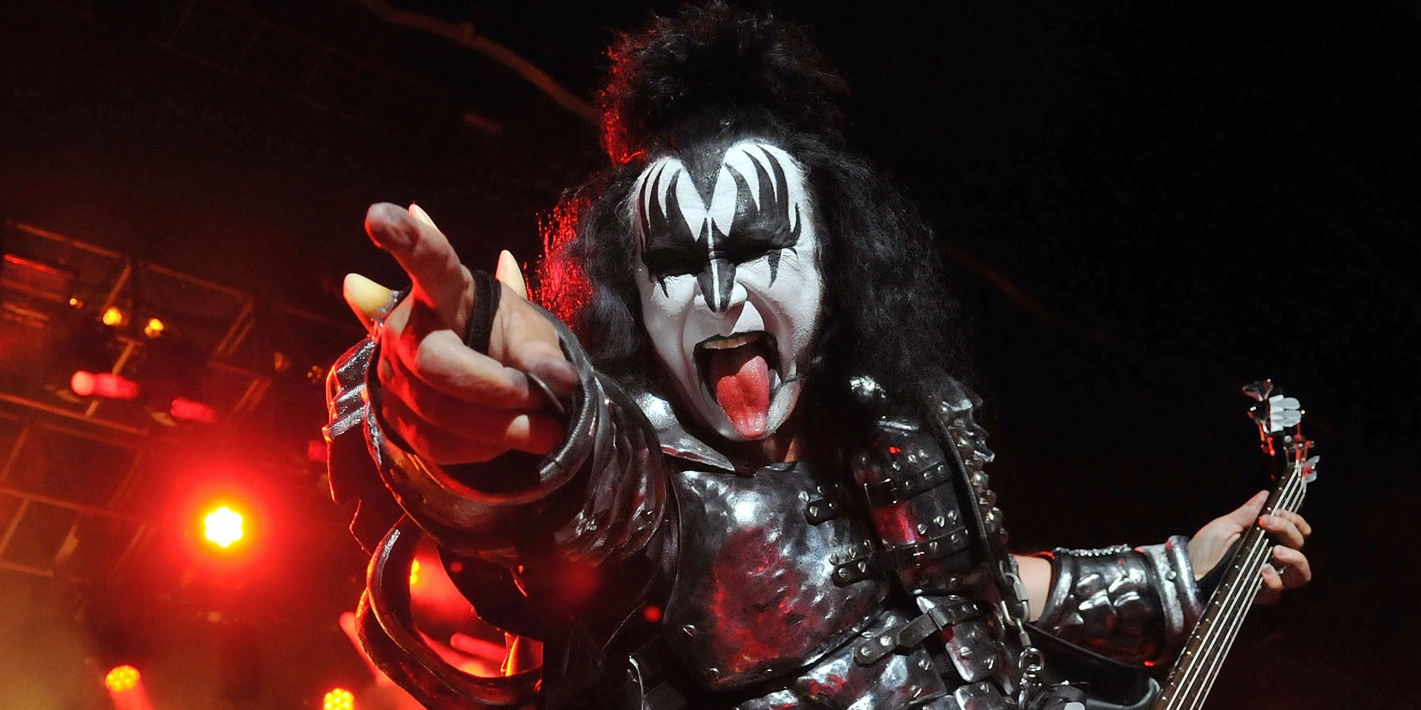 Kiss frontman Gene Simmons Joins the Cannabis Industry