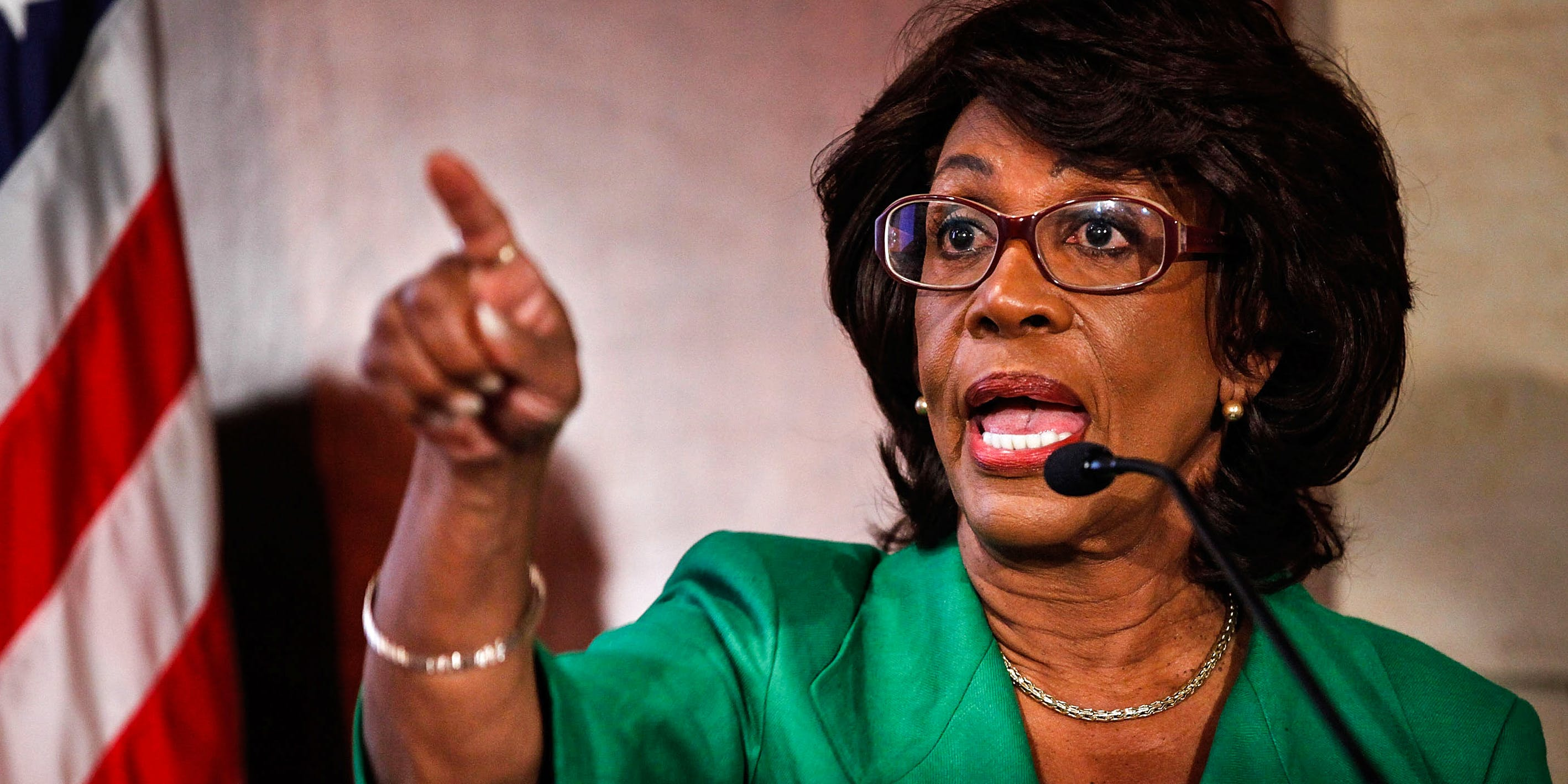 Rep. Maxine Waters Says Cannabis Investment Is As Foolish As UFOs and Light-Travel