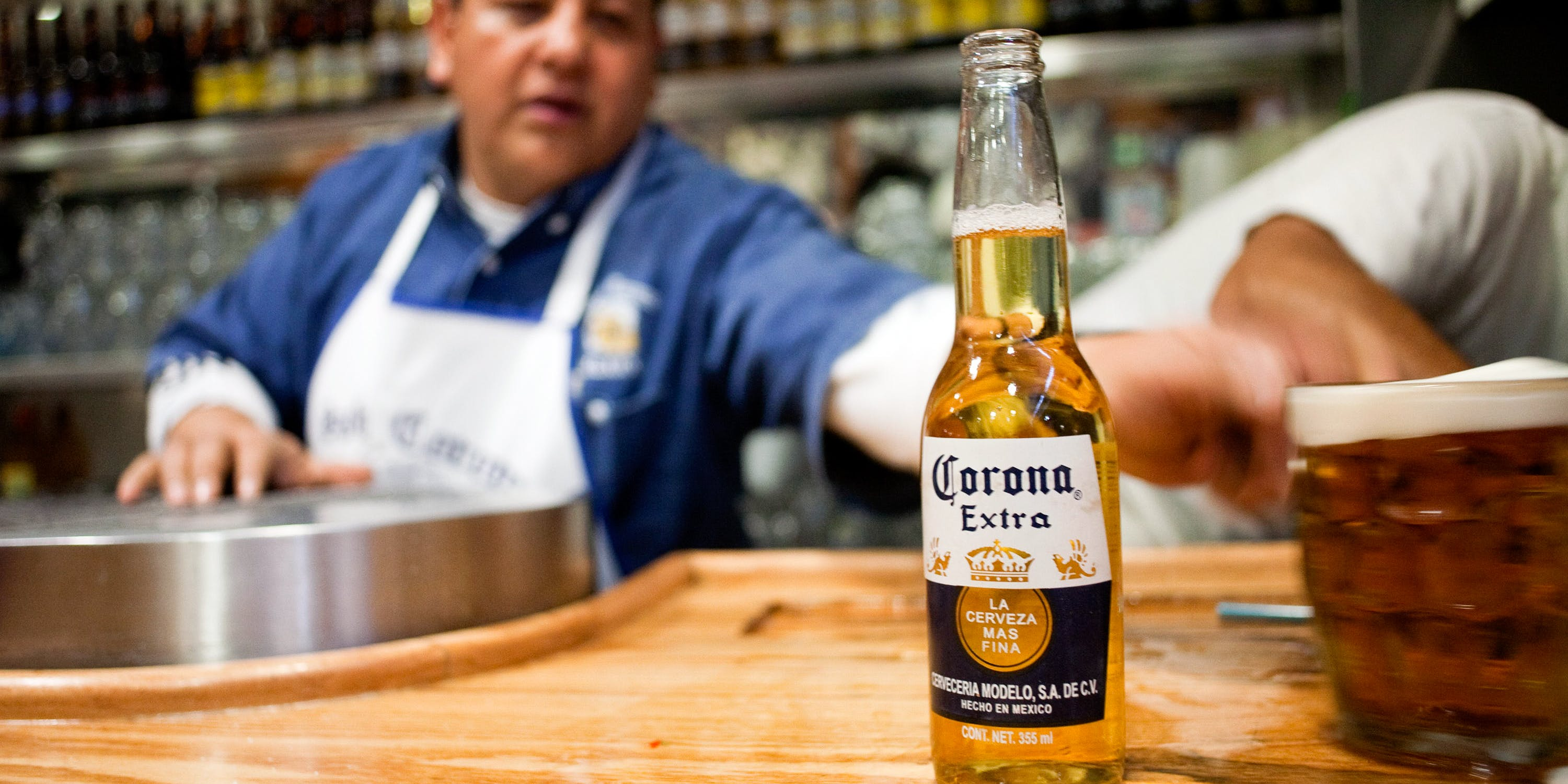 Constellation Brands of Corona, Modelo To Make Cannabis Beverages