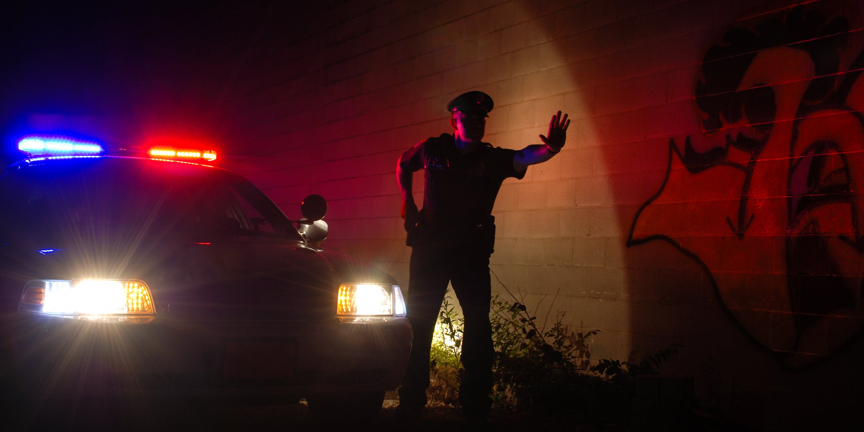 Traffic stop turns into a police shooting after officers smell marijuana