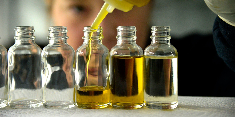 HIGH CBD OIL