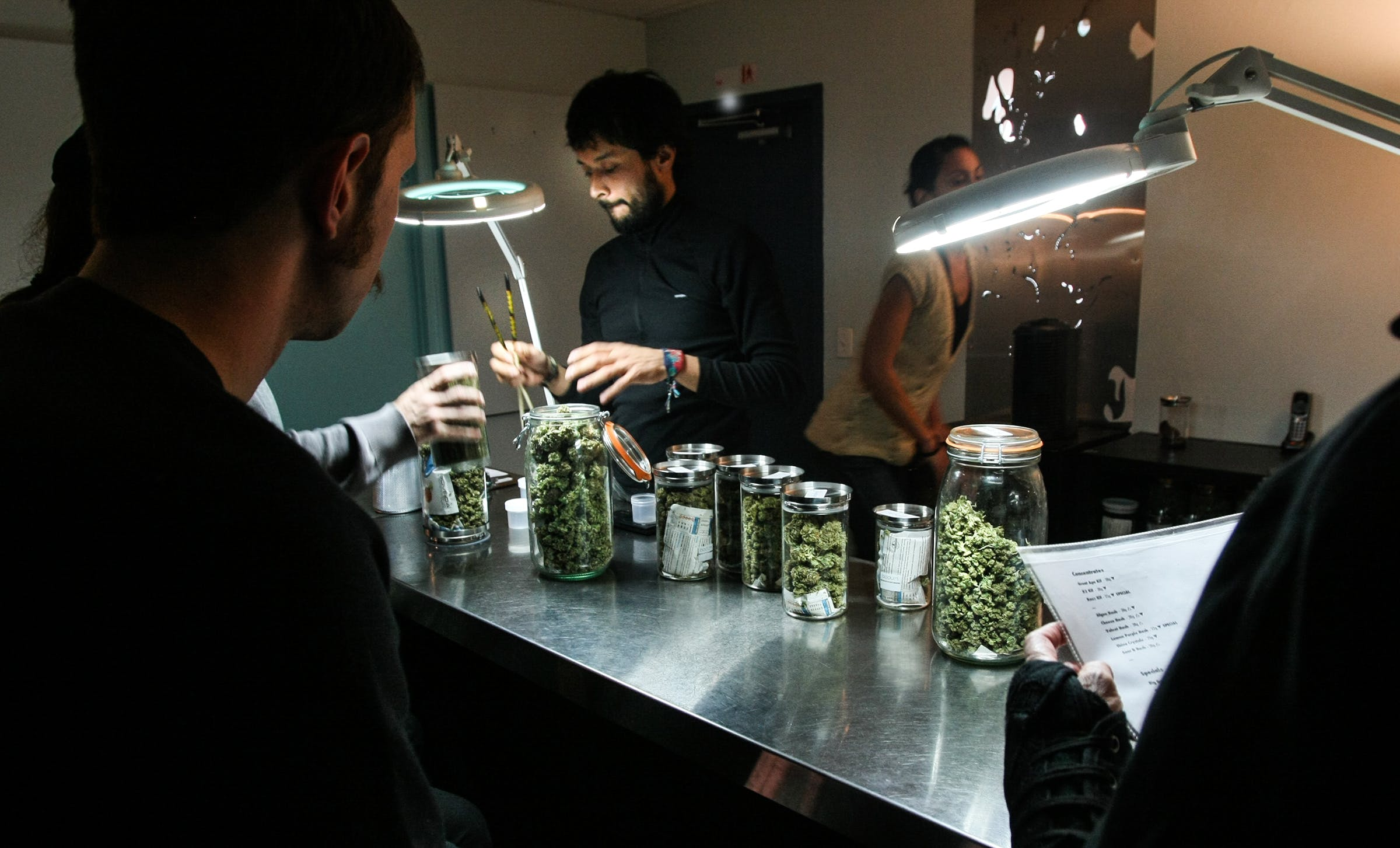 GettyImages 566069465 The United Nations just warned member states to keep recreational cannabis illegal