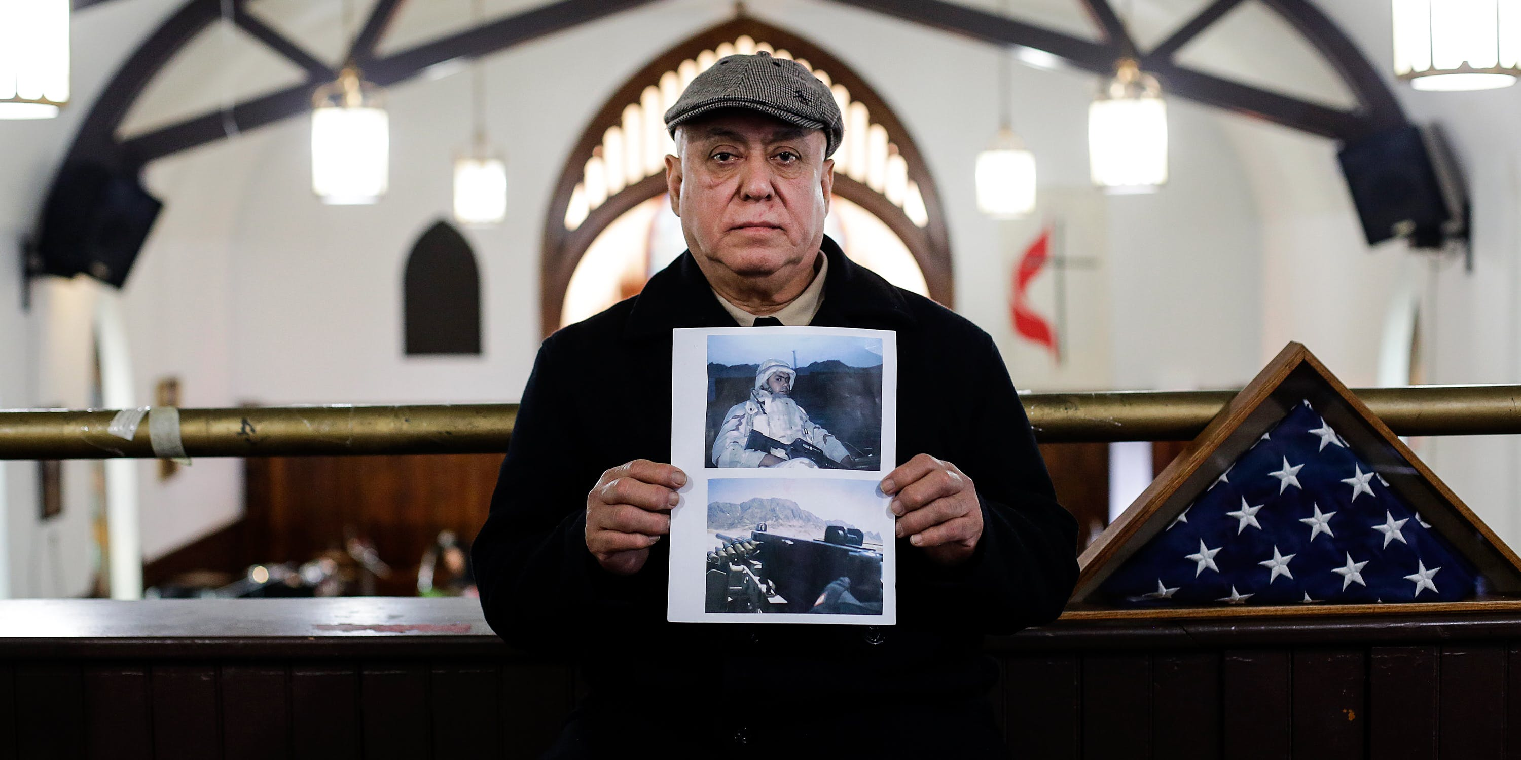 Veteran Miguel Perez Jr. Deported To Mexico After Two Tours In Afghanistan