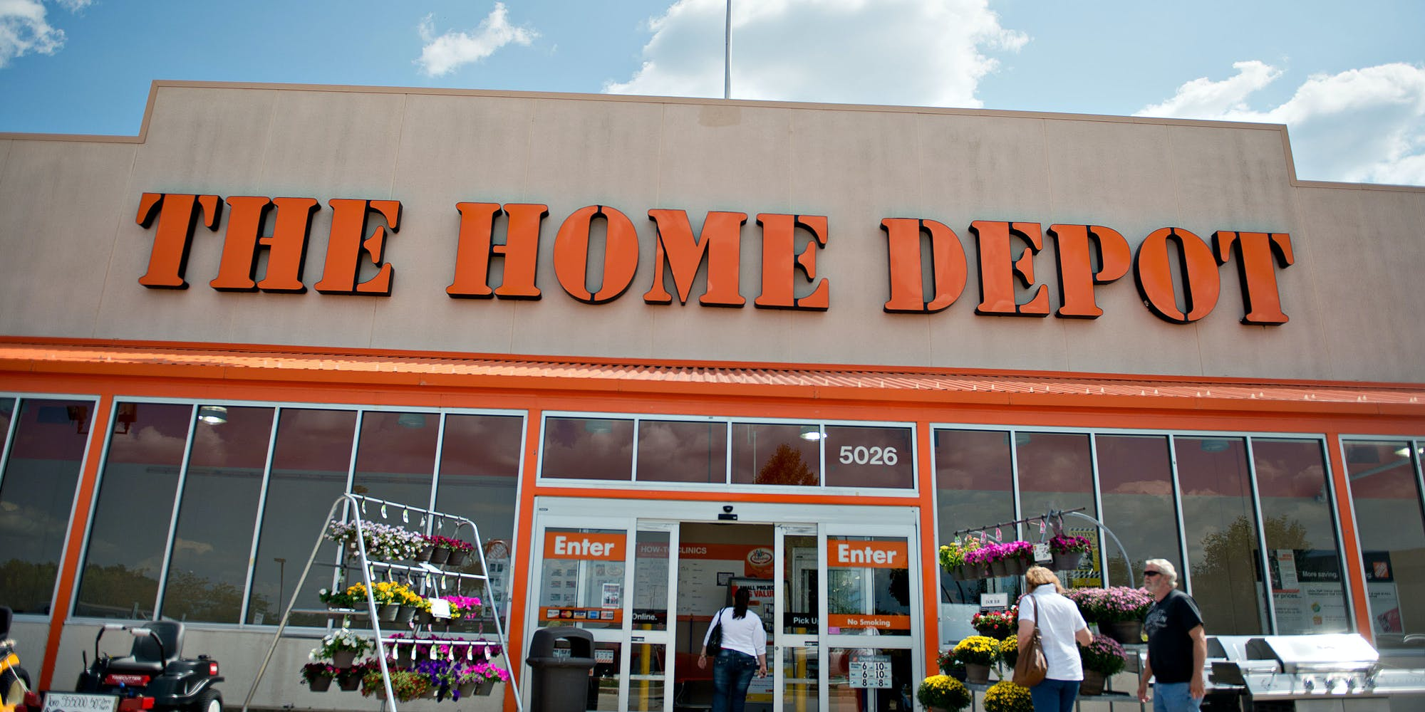 Home Depot partners w/ cannabis company