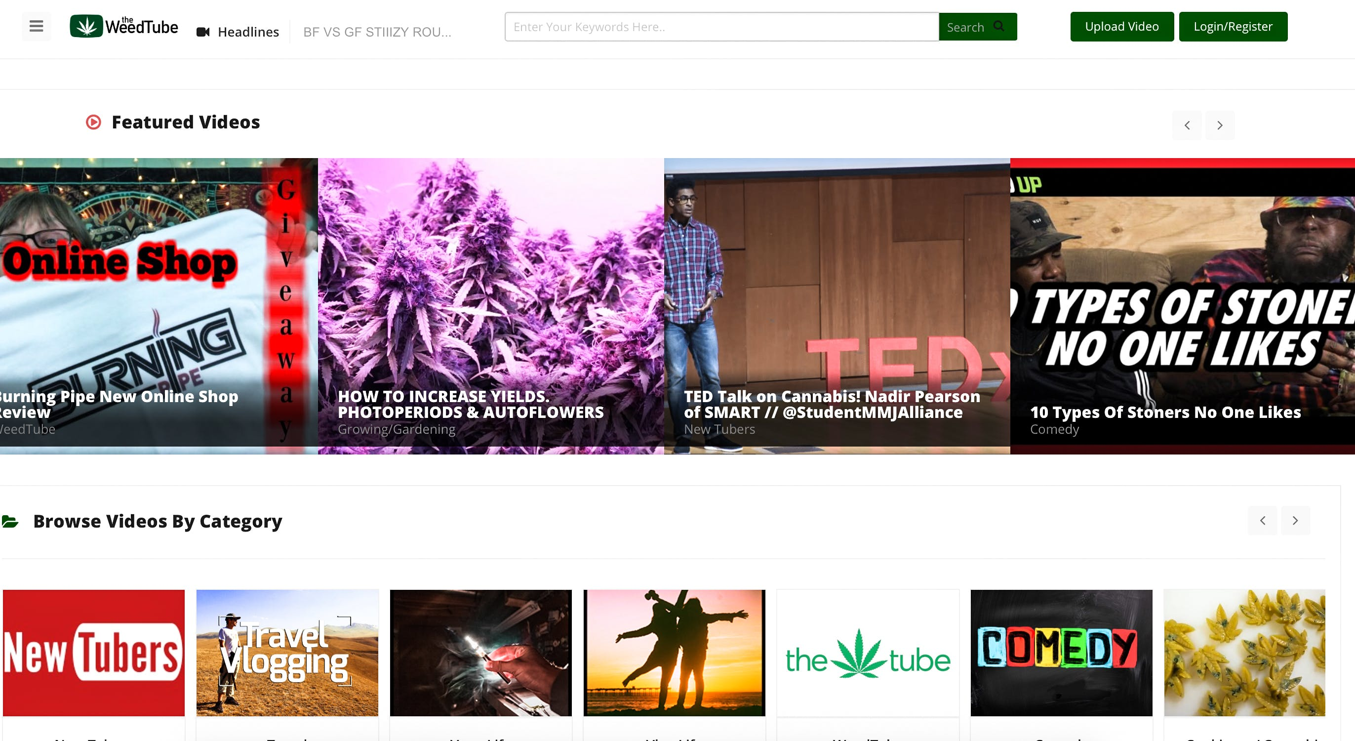 Screen Shot 2018 03 08 at 11.54.50 AM Voters, beware: We interviewed the Cannabis Candidate and hes full of it