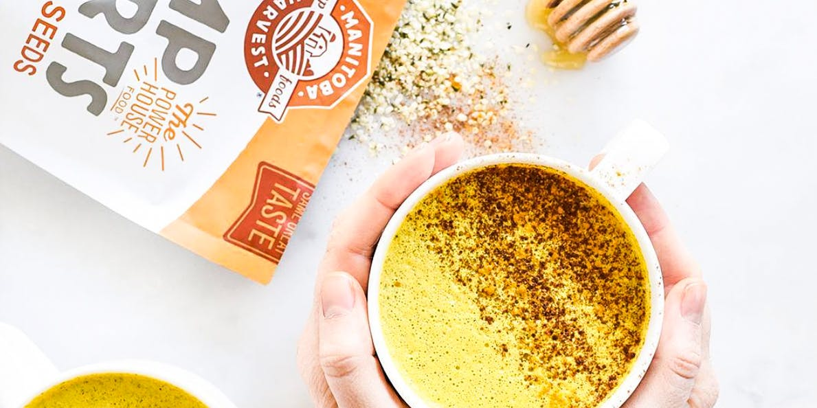 What are the health benefits of eating hemp hearts?