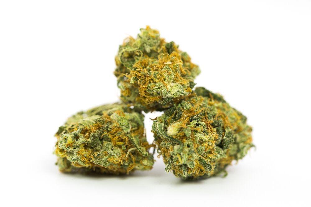 The Hog Weed; The Hog Cannabis Strain; The Hog Indica Marijuana Strain