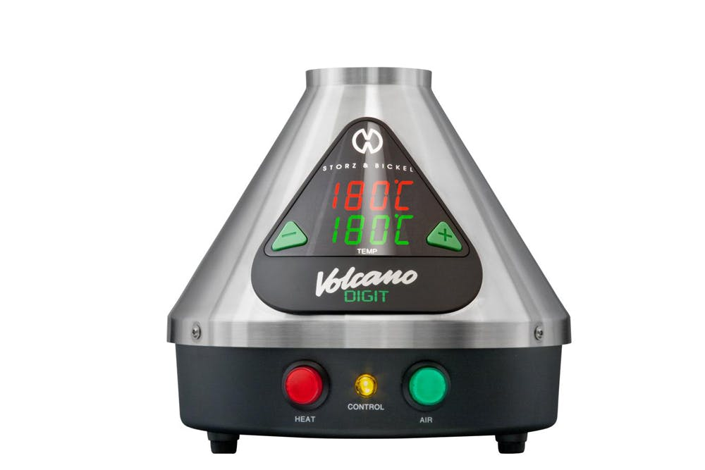 Volcano Digit With Easy Valve System The 5 best products for outdoor smoking sessions