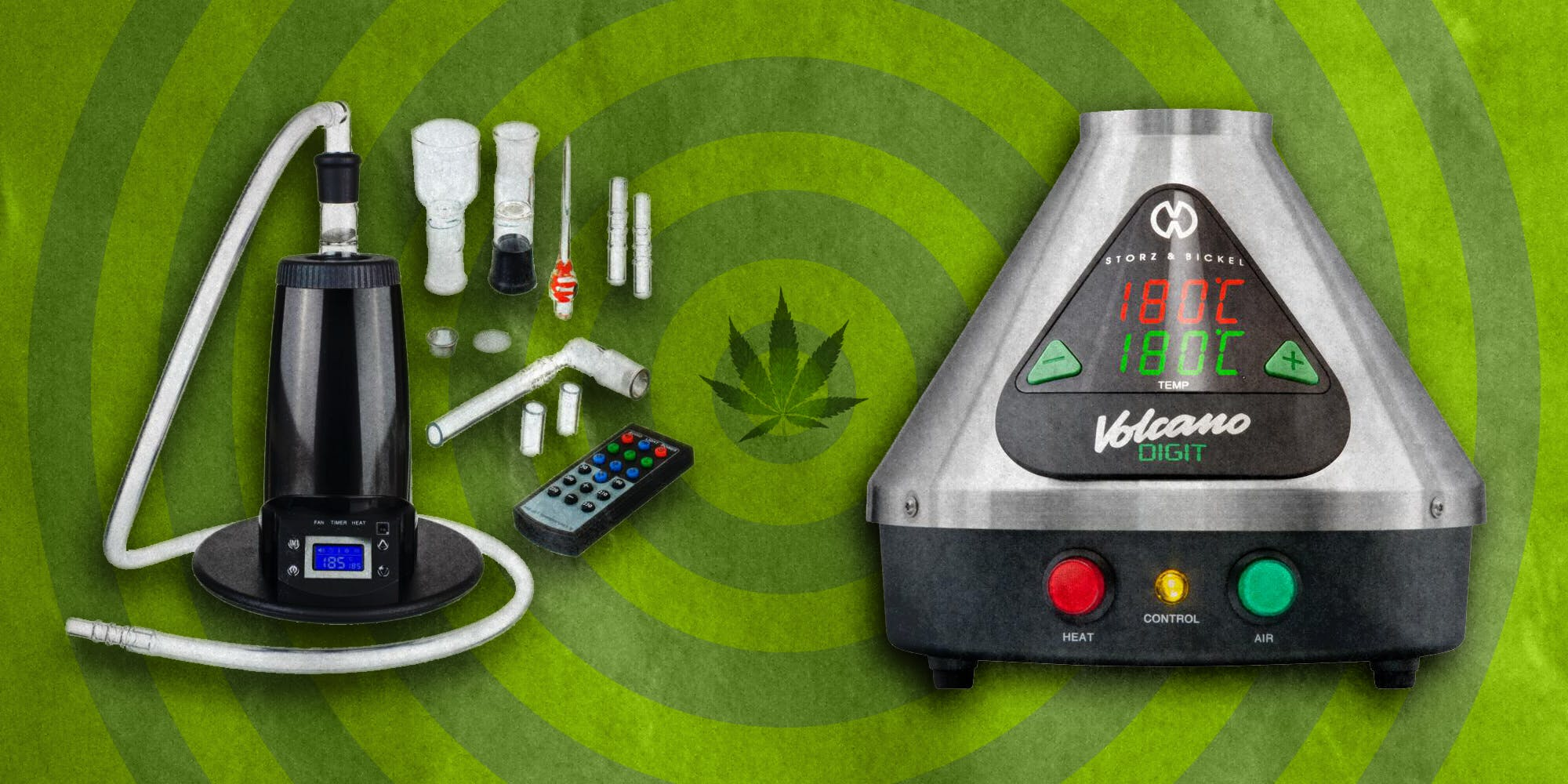 The Volcano Digit vs. the Arizer Extreme Q: What's Better?