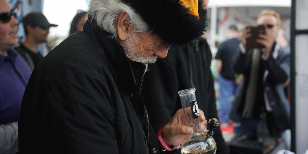 chong banner Medical marijuana patients are getting evicted in legal states