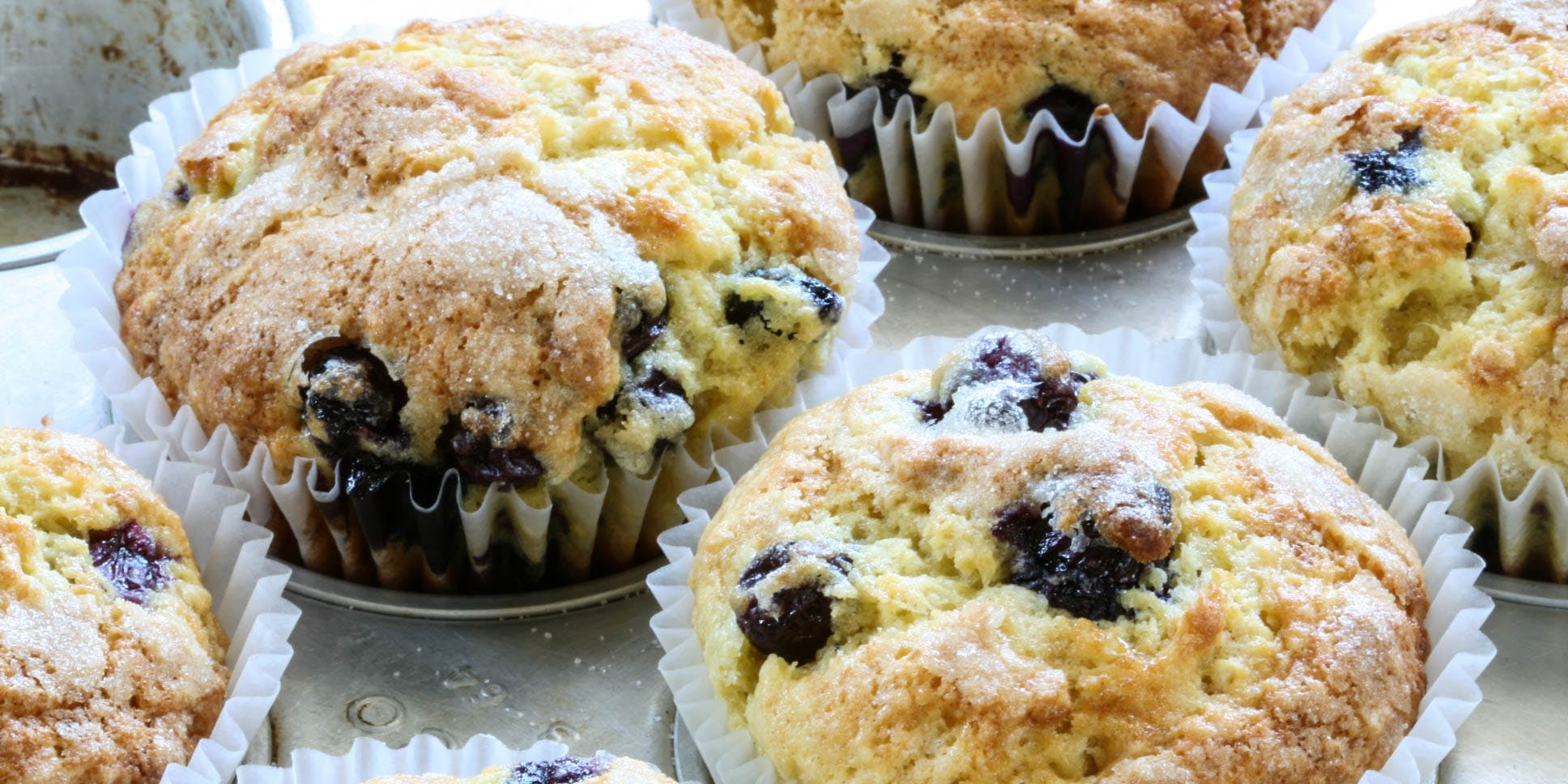 How to Make Cannabis-Infused Blueberry Muffins