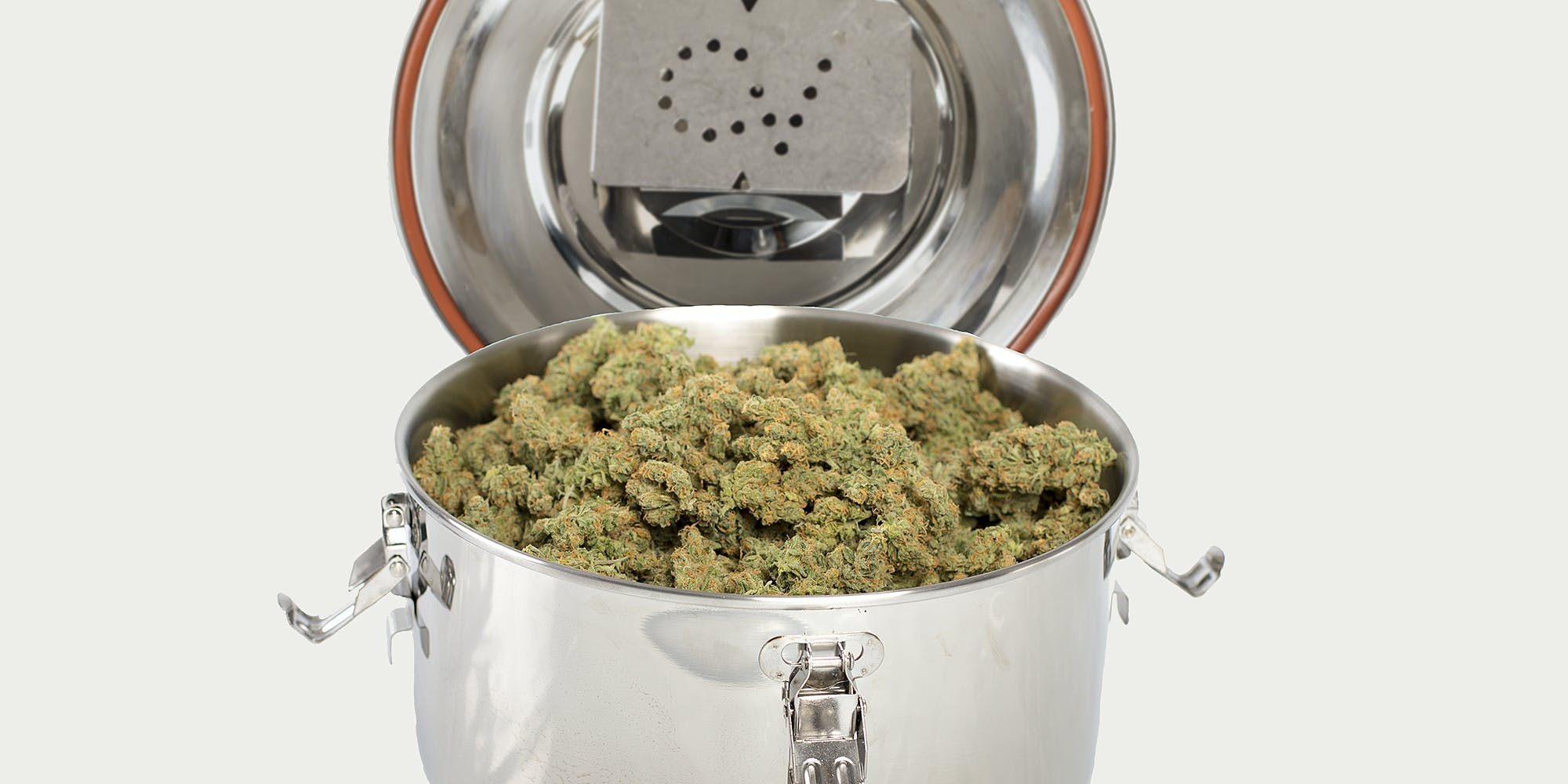 Keep your weed fresh with the CVault Storage Containers