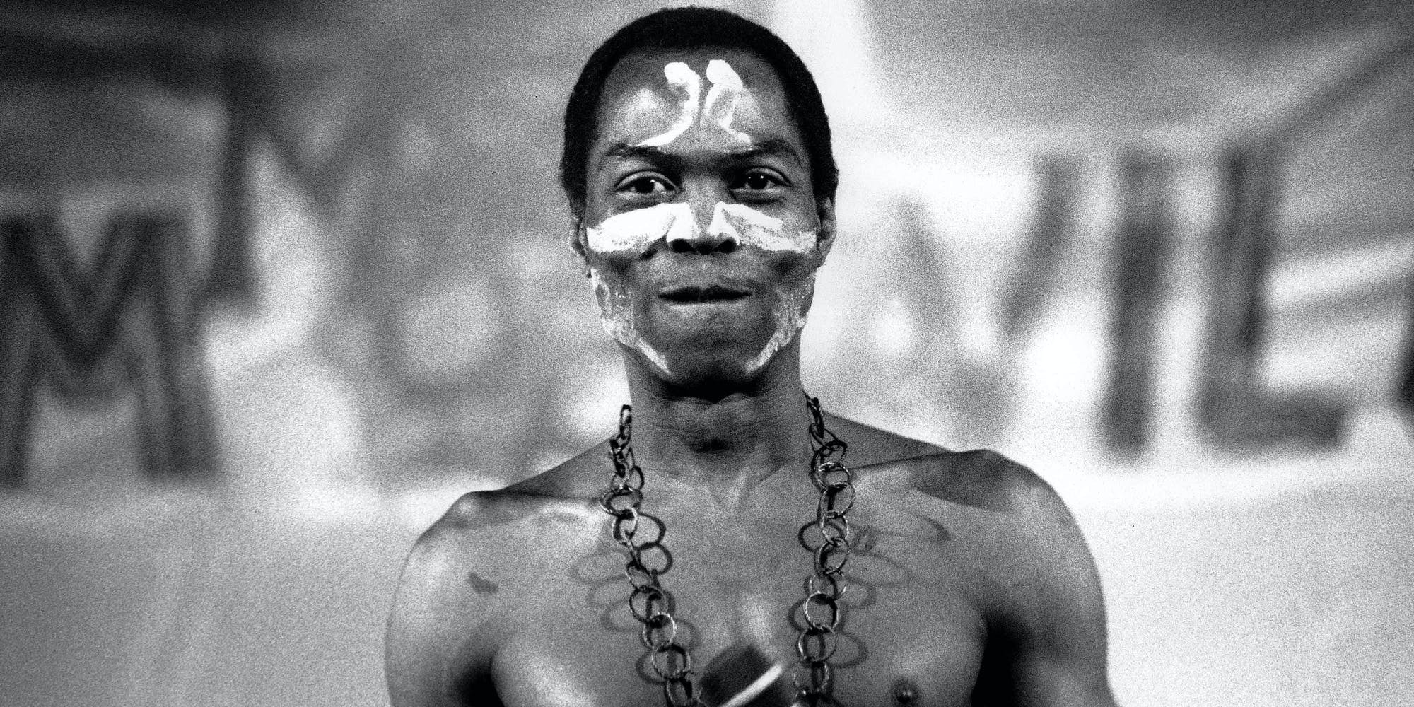 Fela Kuti once ate a joint and police waited 3 days so they could test his shit