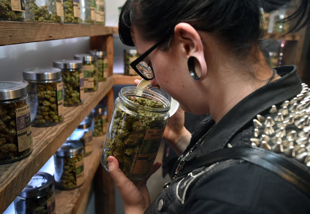 GettyImages 491438470 Its Official: Michigan is set to vote on recreational marijuana this fall