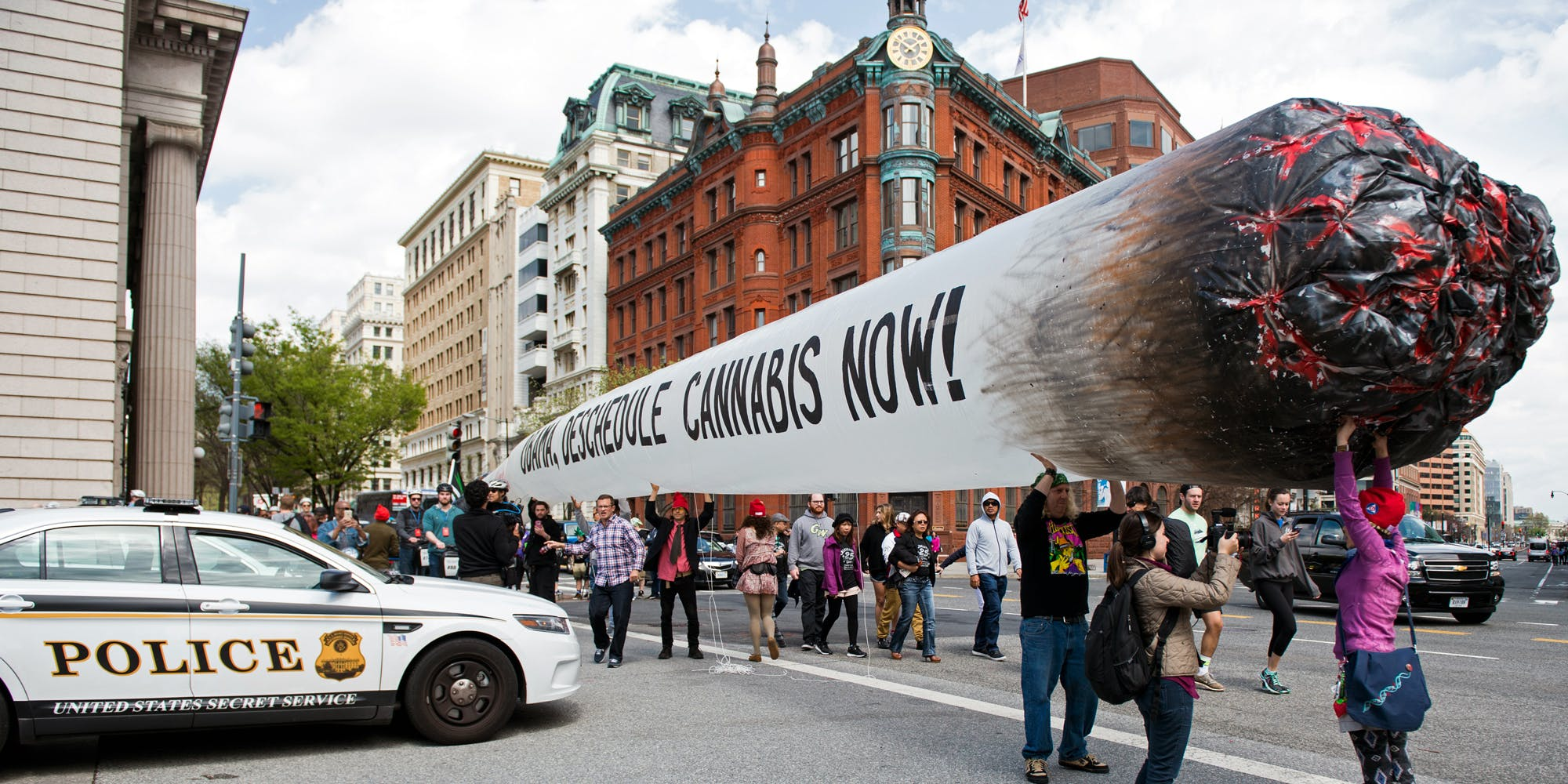 The 4 Biggest Barriers To Marijuana Legalization: The Harvard Political Review