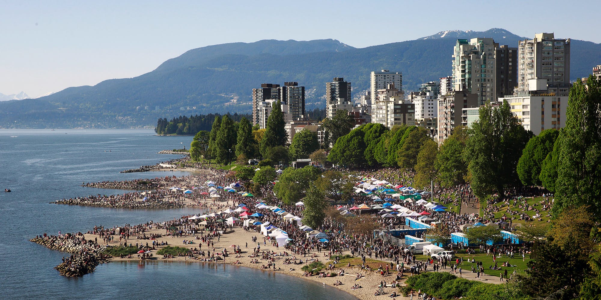Vancouver Officials Want 420 Fest To Pay For Trashing A Major Local Park