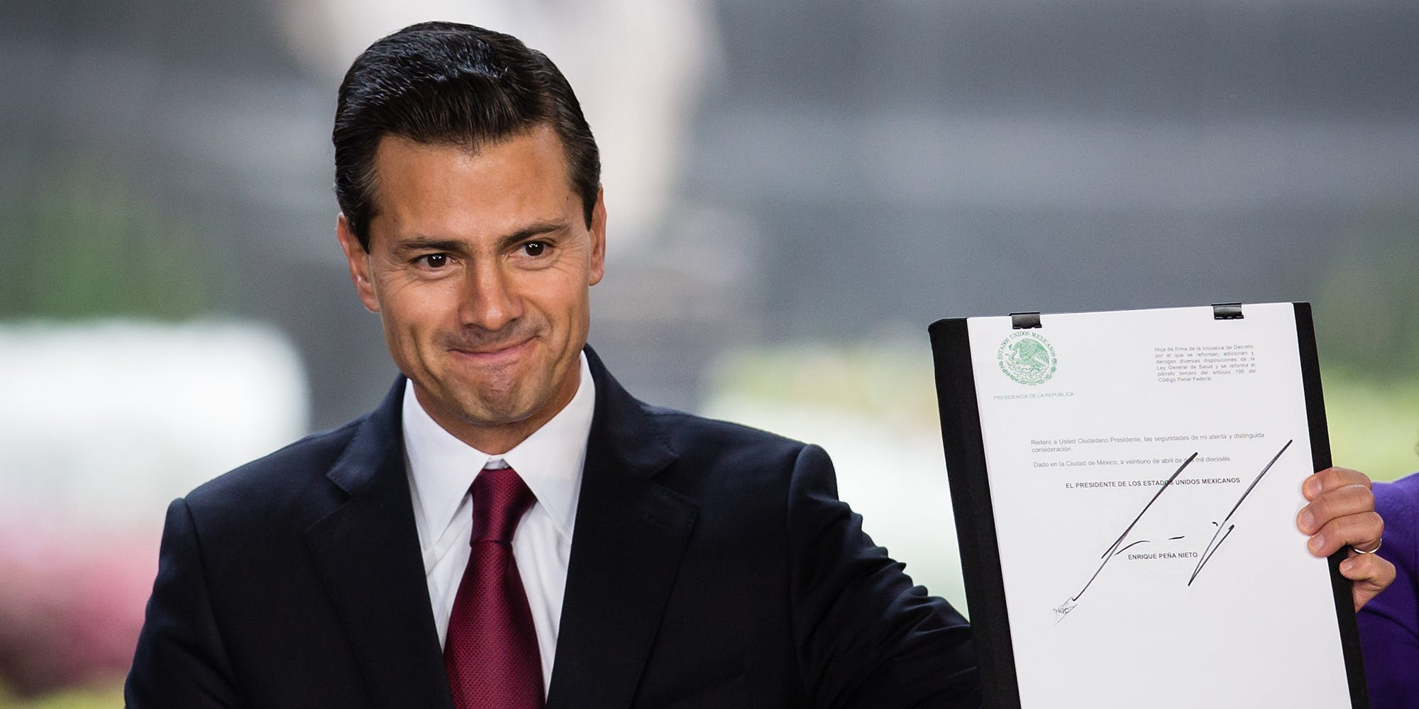 Mexico's Supreme Court Considers Legalizing Marijuana