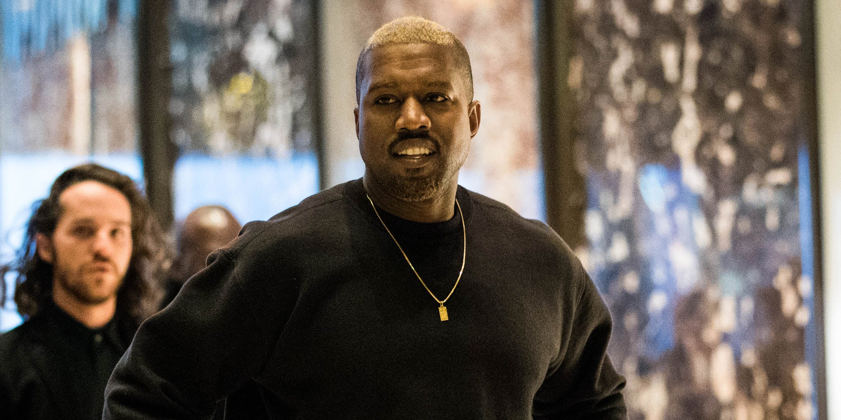 Kanye West Tweets Have People Wondering Whether He's Planning A Presidential Run