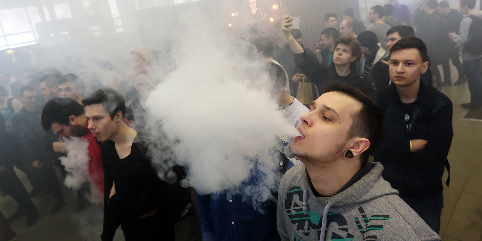 Teens Who Use E-Cigarettes Are More Likely To Smoke Marijuana: A Study