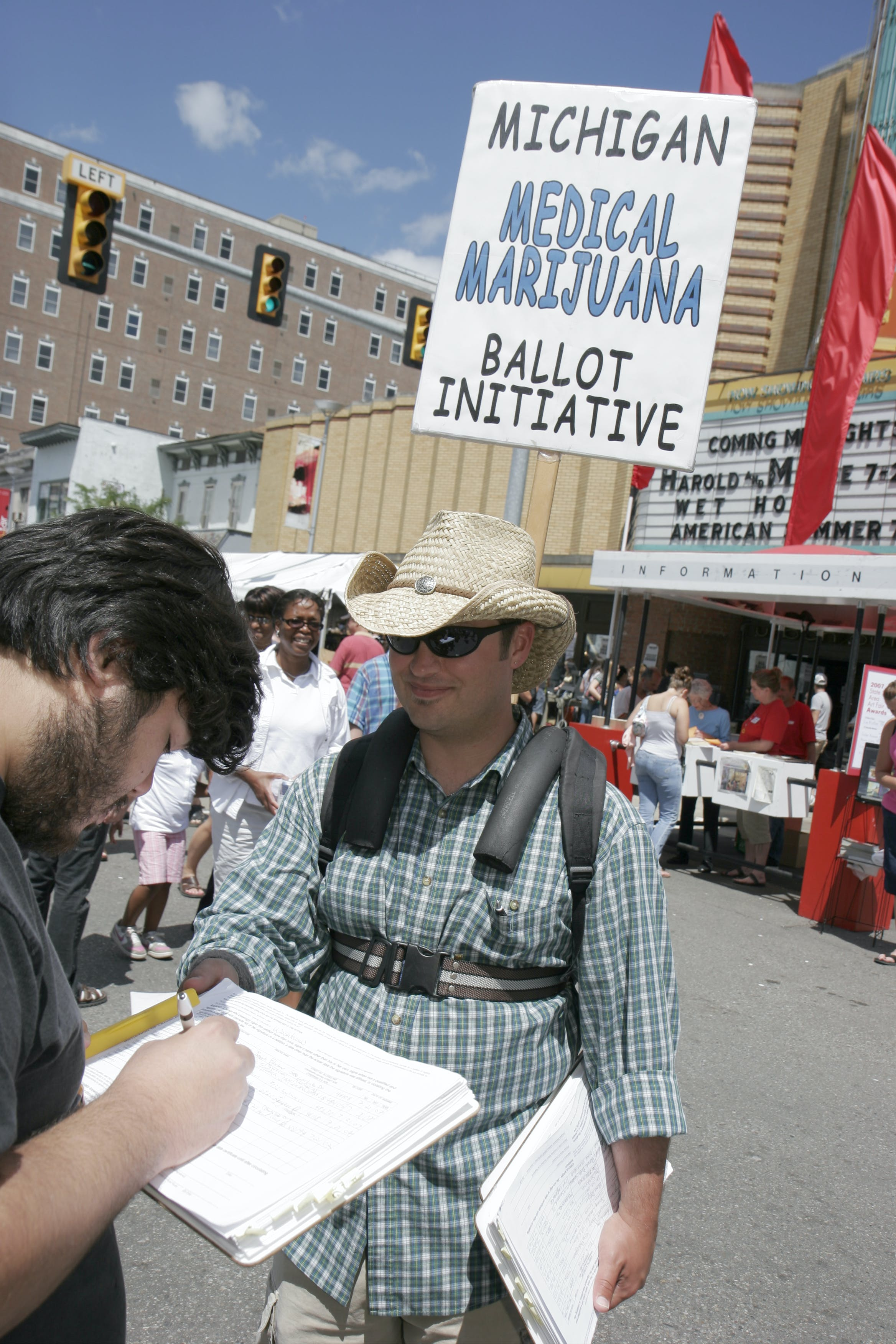 GettyImages 677725324 Its Official: Michigan is set to vote on recreational marijuana this fall