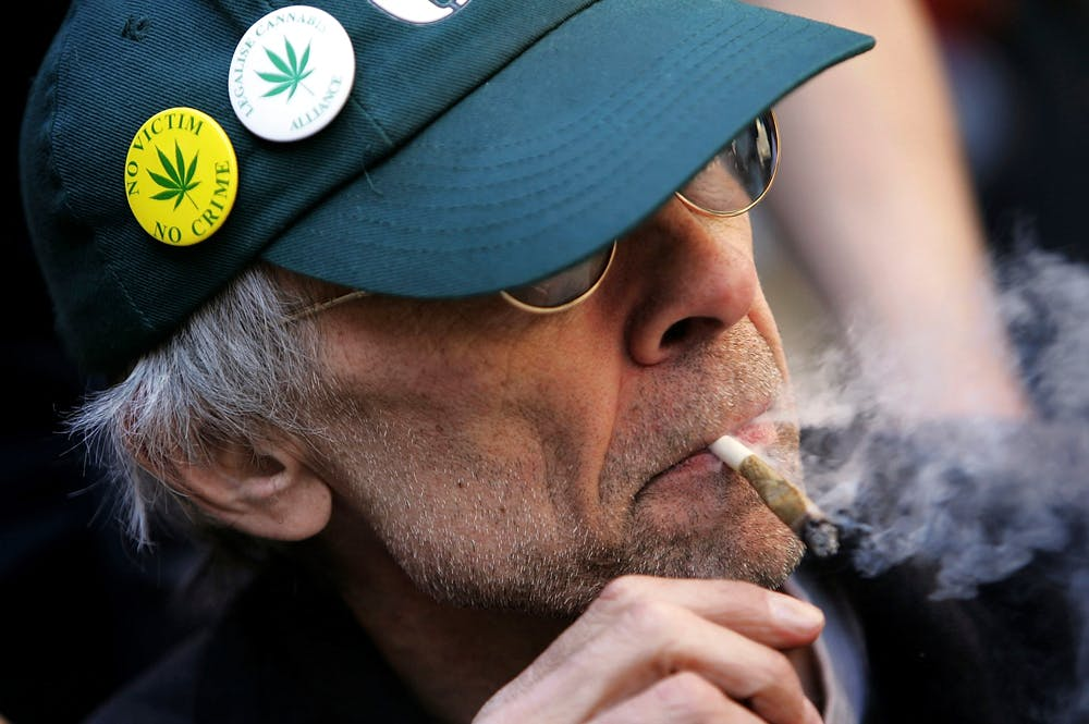 GettyImages 72548809 Its Official: Michigan is set to vote on recreational marijuana this fall