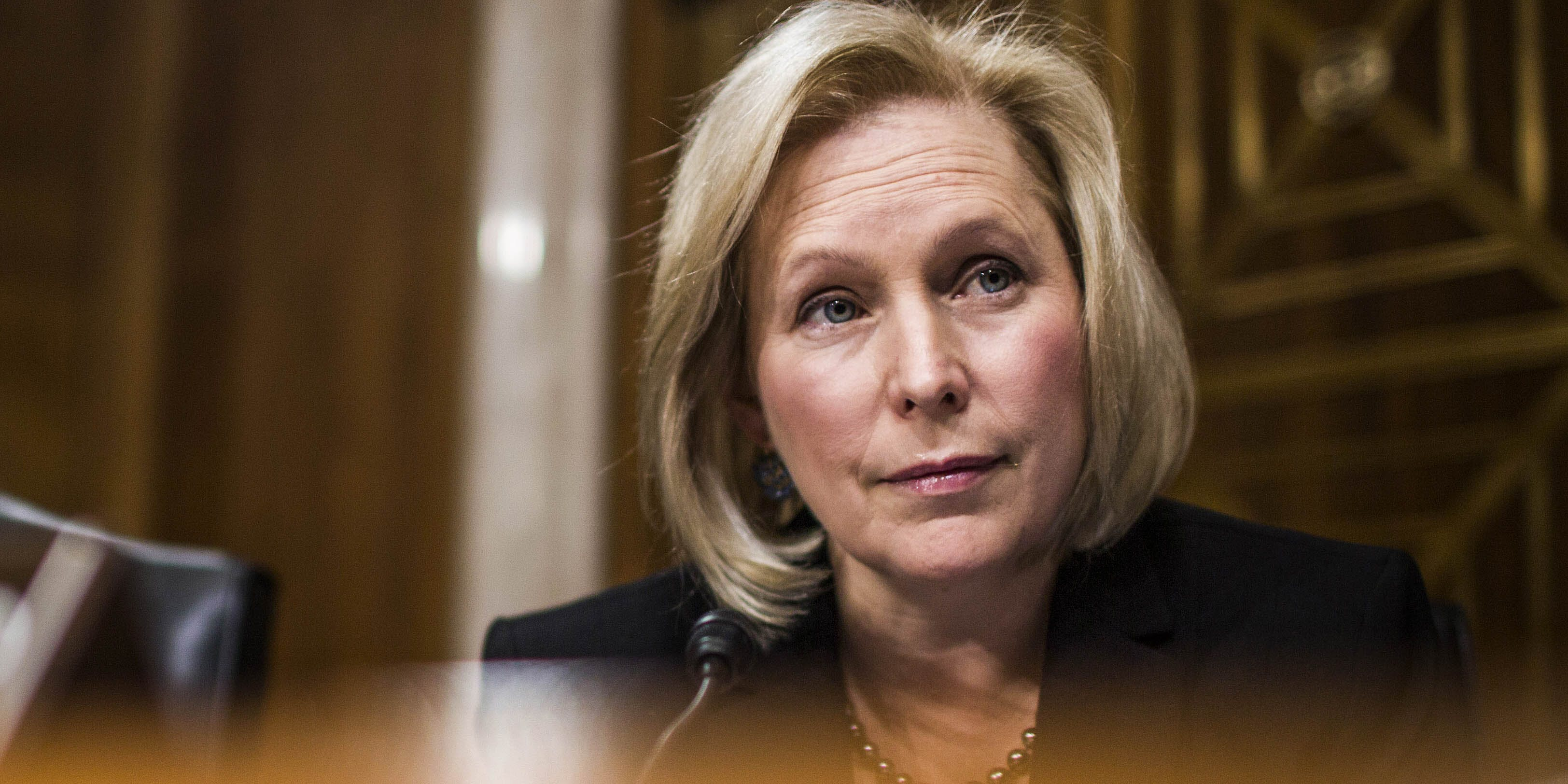 Kirsten Gillibrand Demands Jeff Sessions Meets With People Arrested For Pot Possession