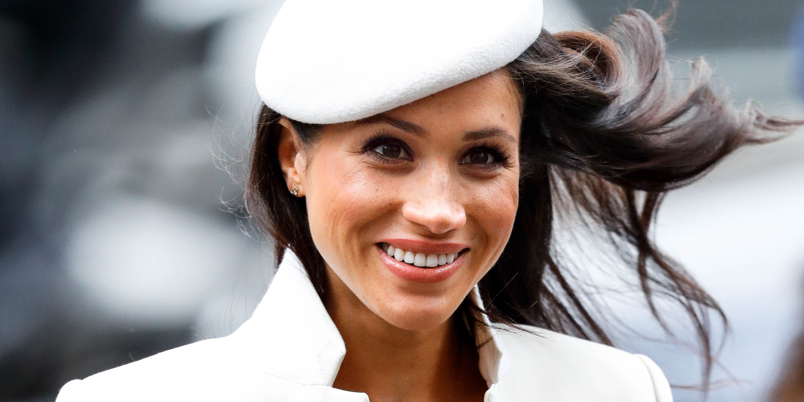 Meghan Markle's dad claims she handed out weed at her first wedding.