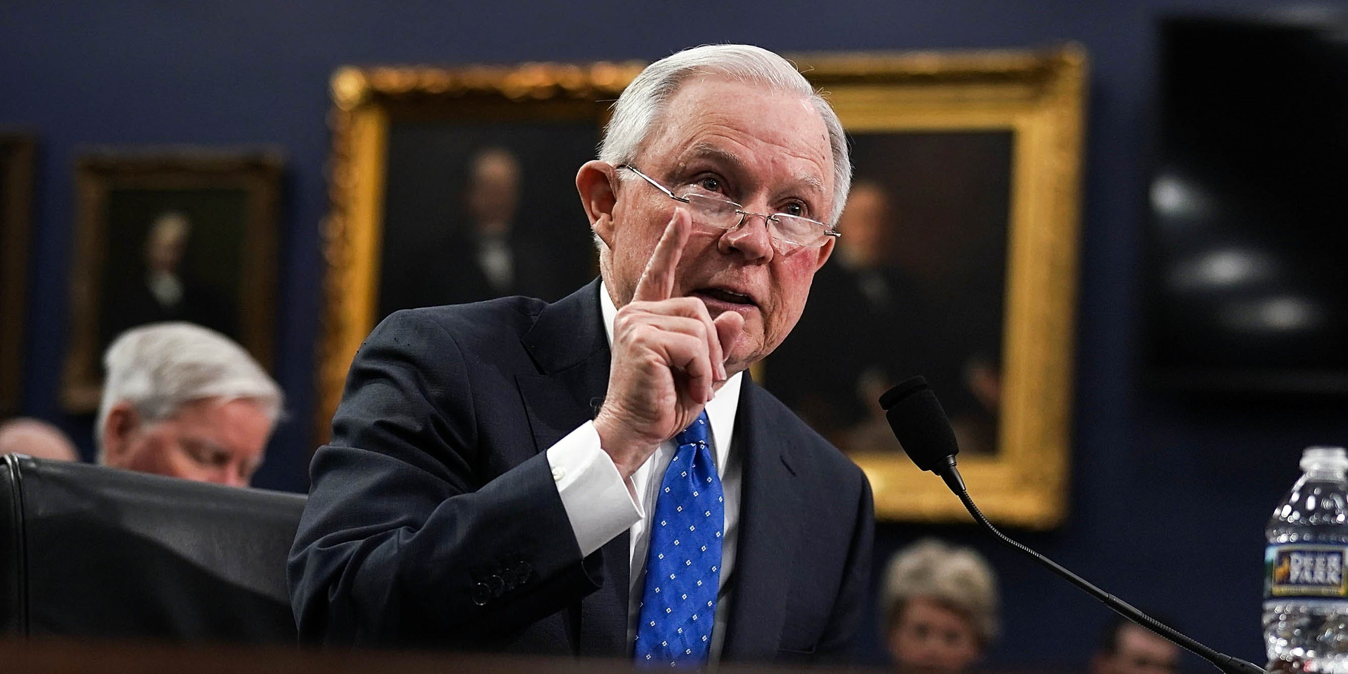 Jeff Sessions signals that he'll finally allow marijuana research to move forward