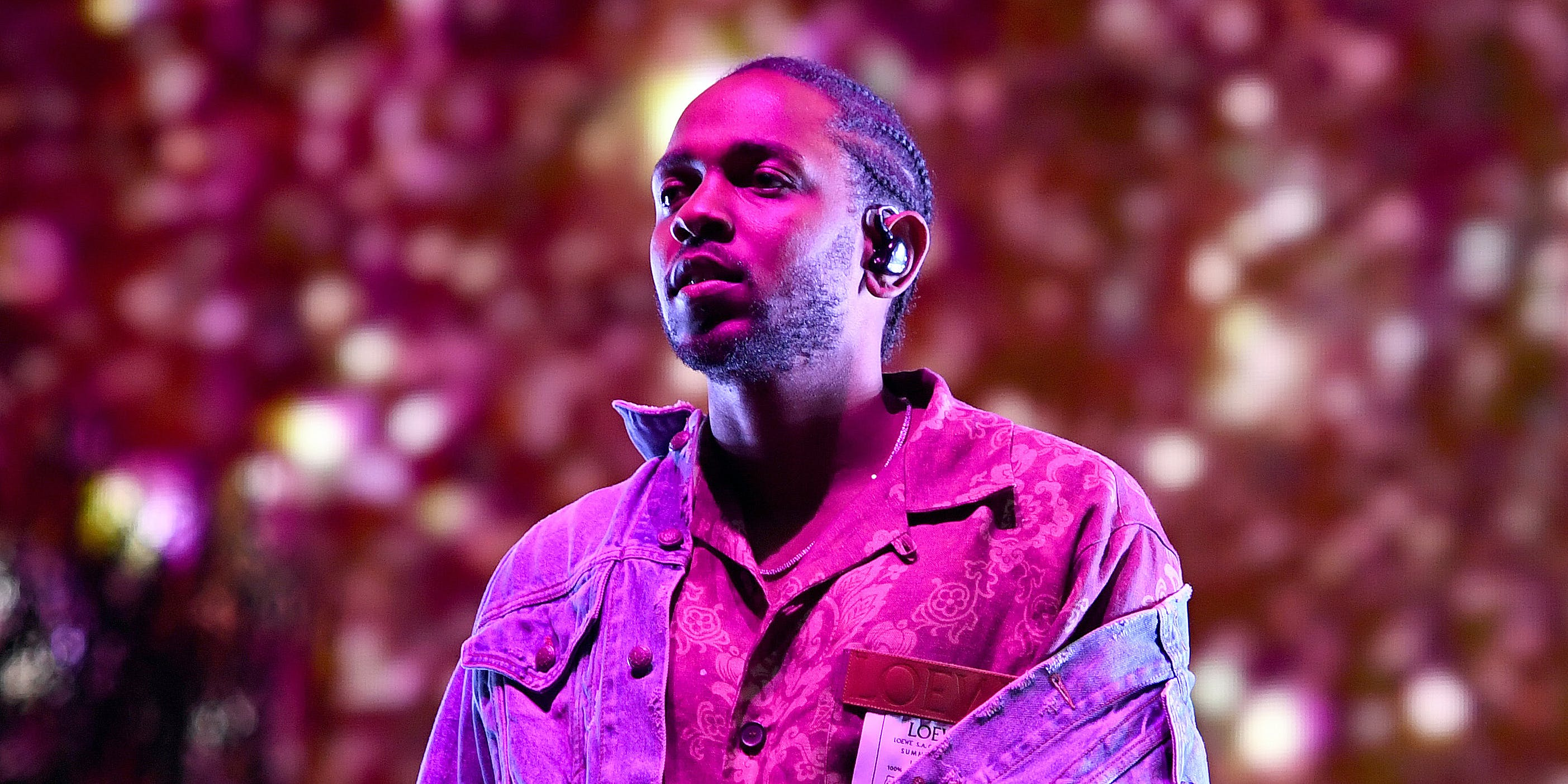 Kendrick Lamar Becomes The First Pop Musician To Win A Pulitzer