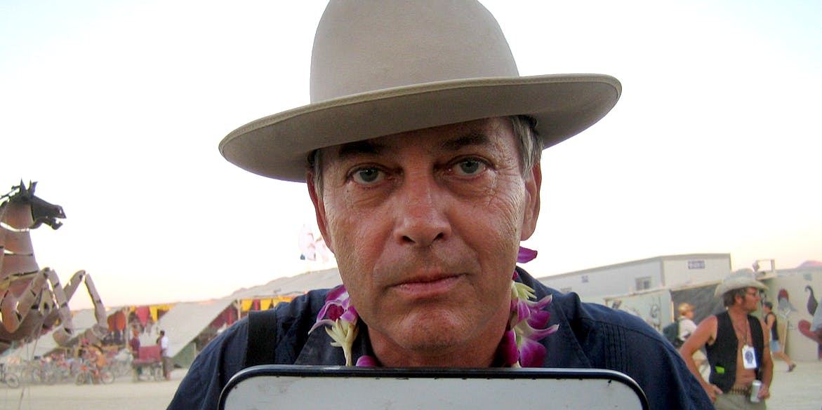 Larry Harvey, Founder of Burning Man, Dies at 70 in San Francisco
