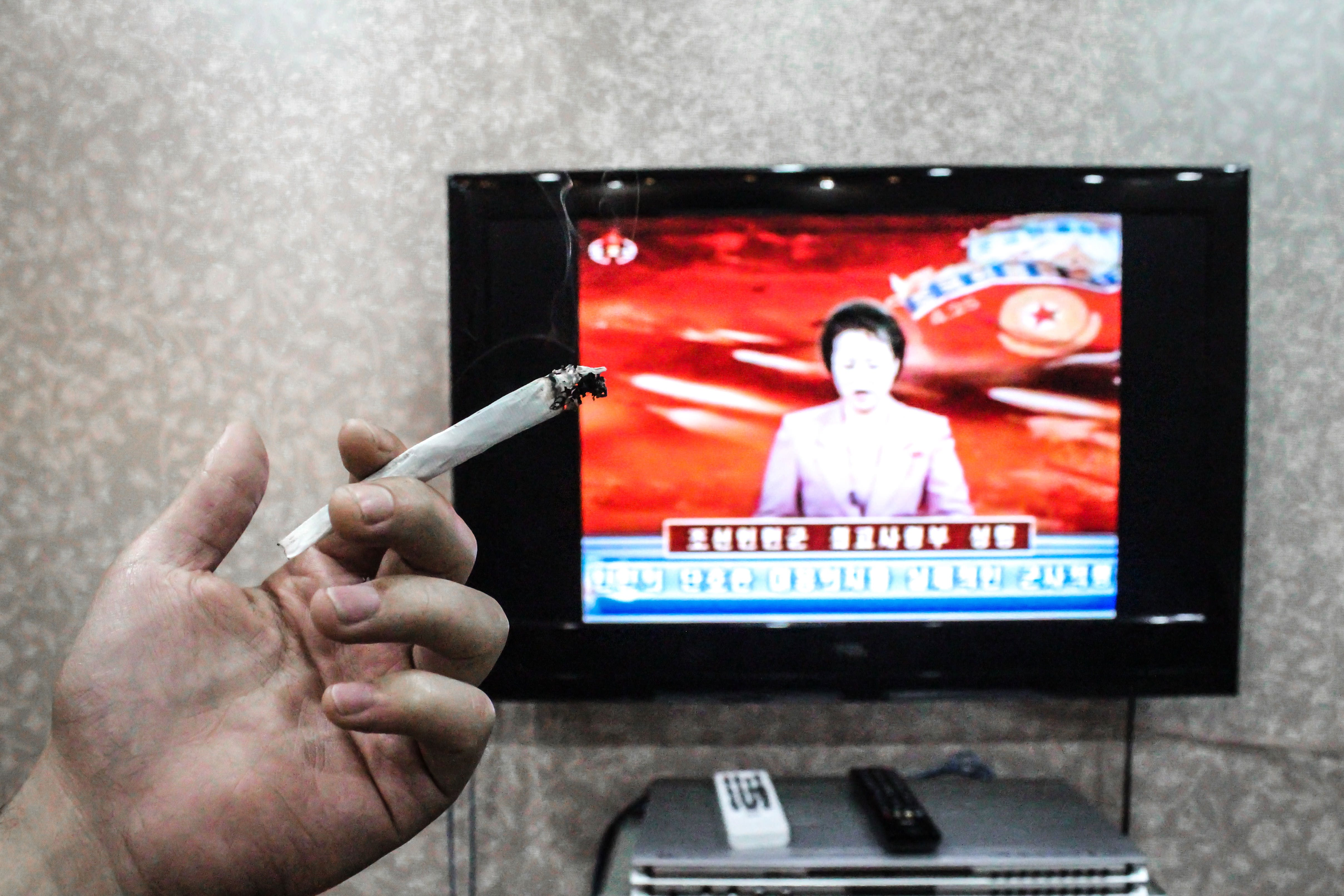 Smoking Weed in North Korea 9 Its Official: Michigan is set to vote on recreational marijuana this fall