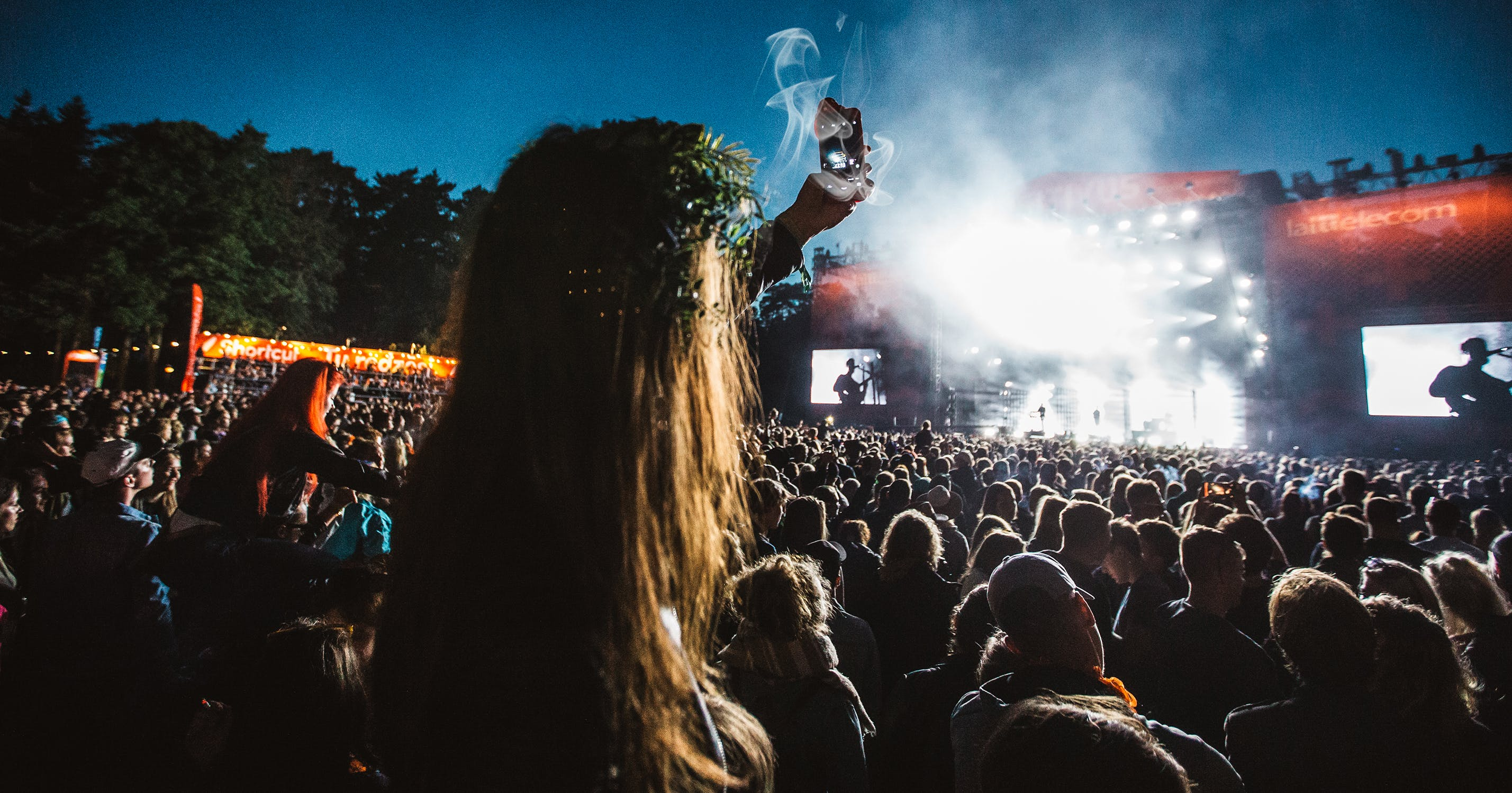 10 Reasons Why Pipes Are The Best Way To Get High At A Concert