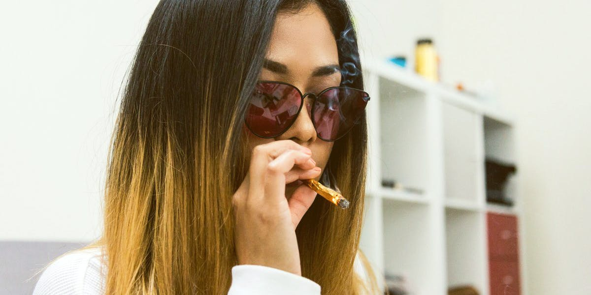 Yes, you can actually smoke 24K gold joints