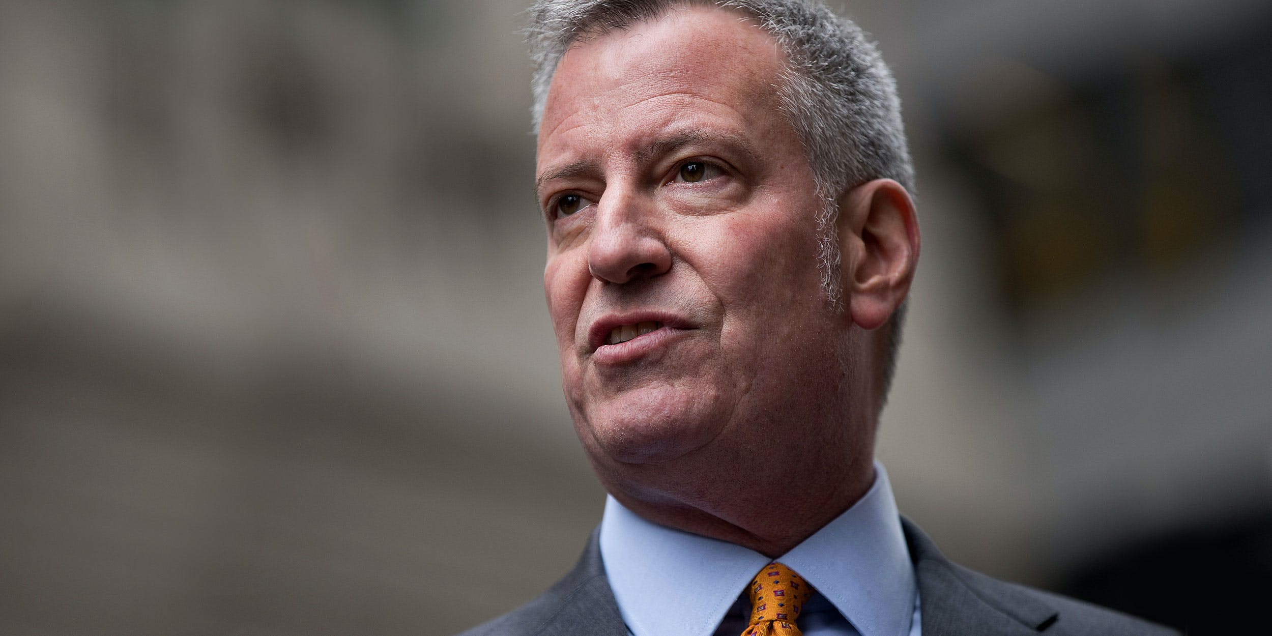 New York City Mayor Bill de Blasio Wants Marijuana Justice Reform