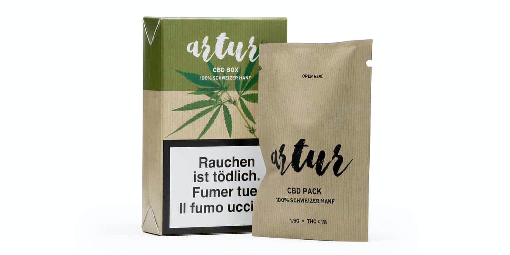 Swiss Supermarket Lidl Sells Rolling CBD Next To Tobacco To Help People Quit Cigarettes