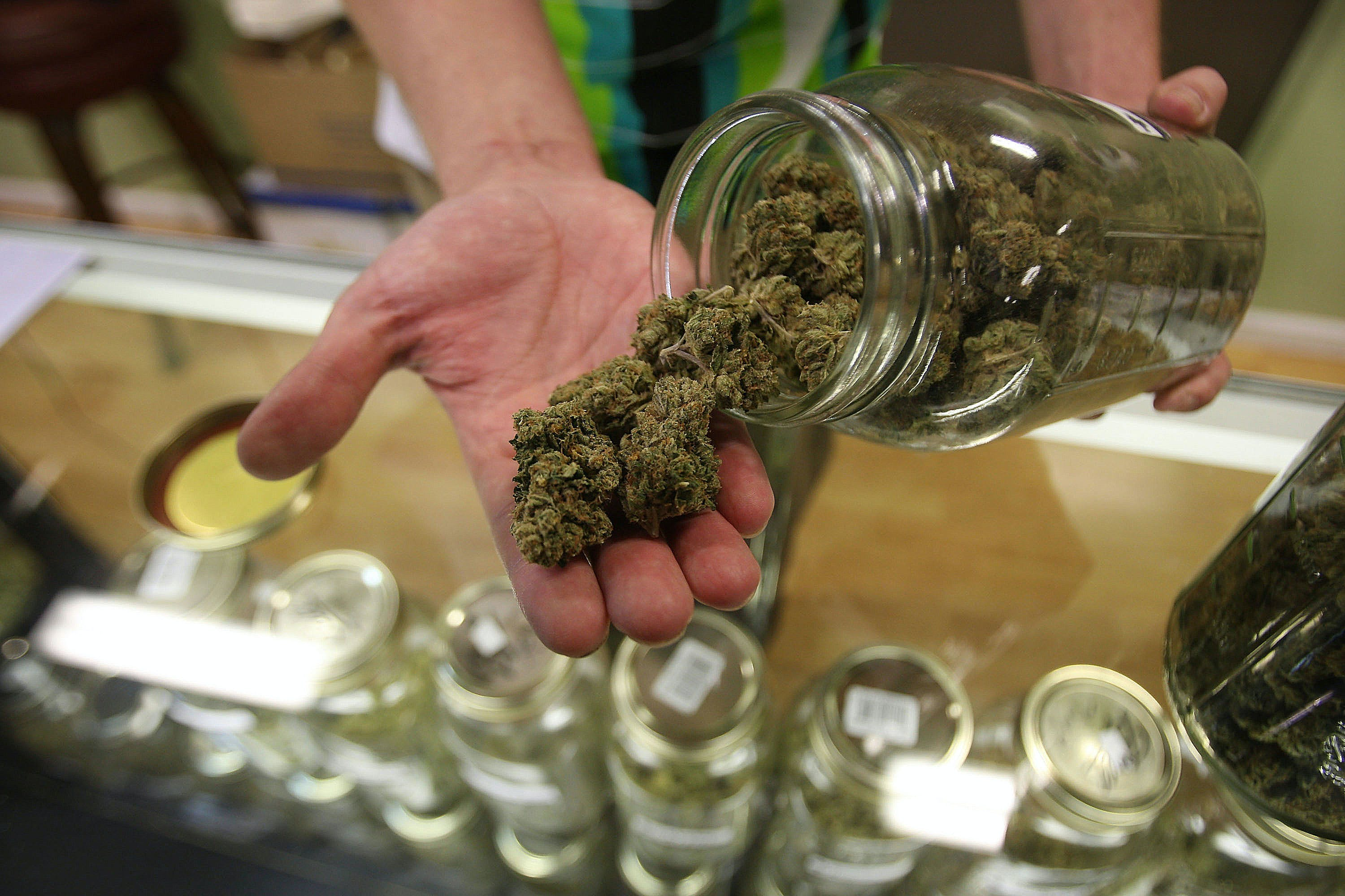 Cannabisdispensary1 How to talk to teens about cannabis, according to a weed industry expert
