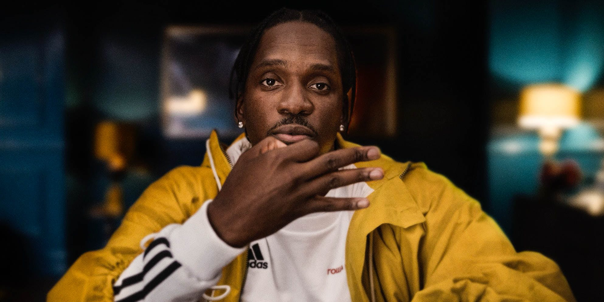 New Pusha T Track Claims Drake Has A Secret Lovechild