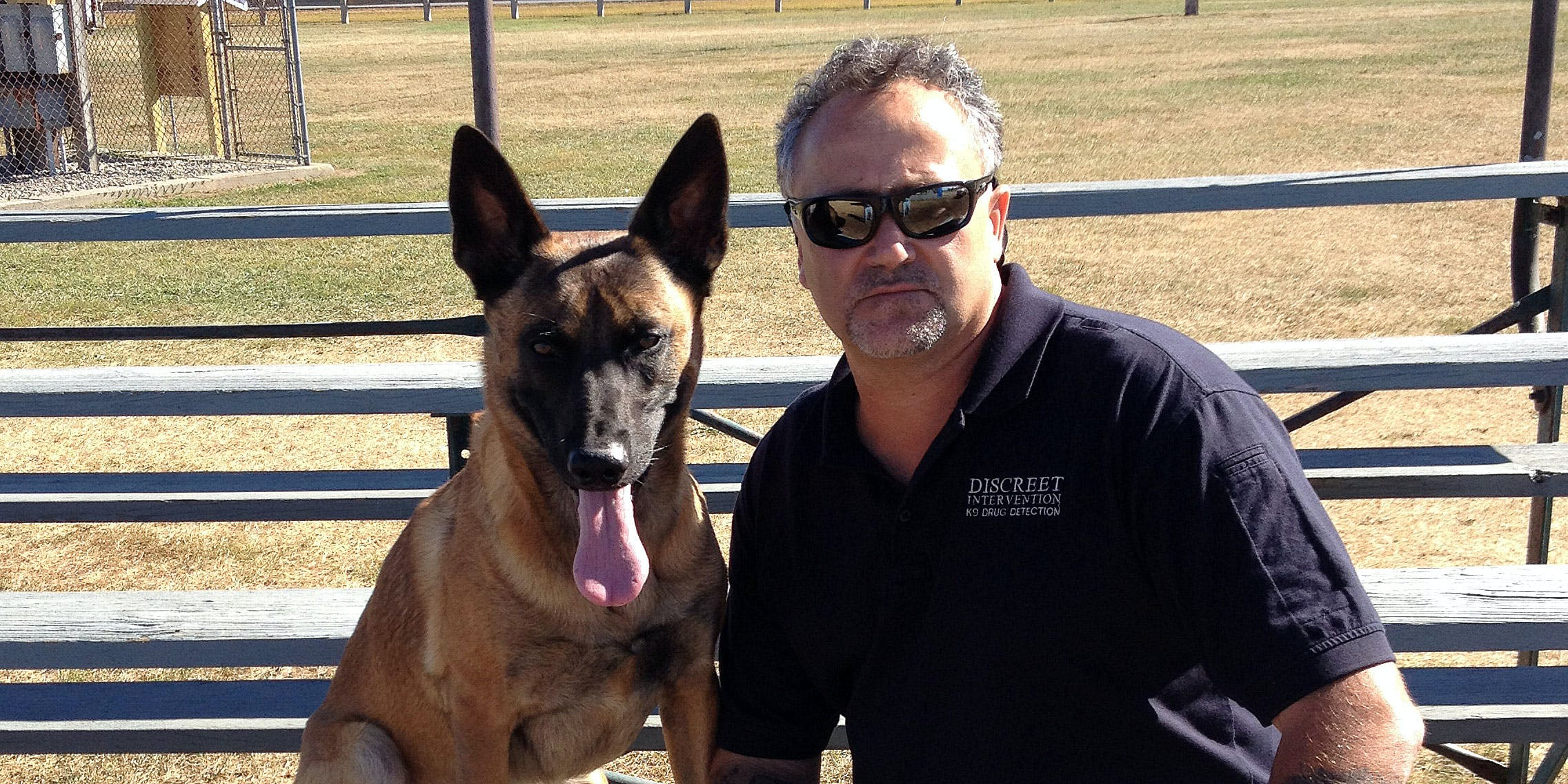 Discreet Intervention: The Man And His Drug-Sniffing Dog Fighting The Opioid Crisis