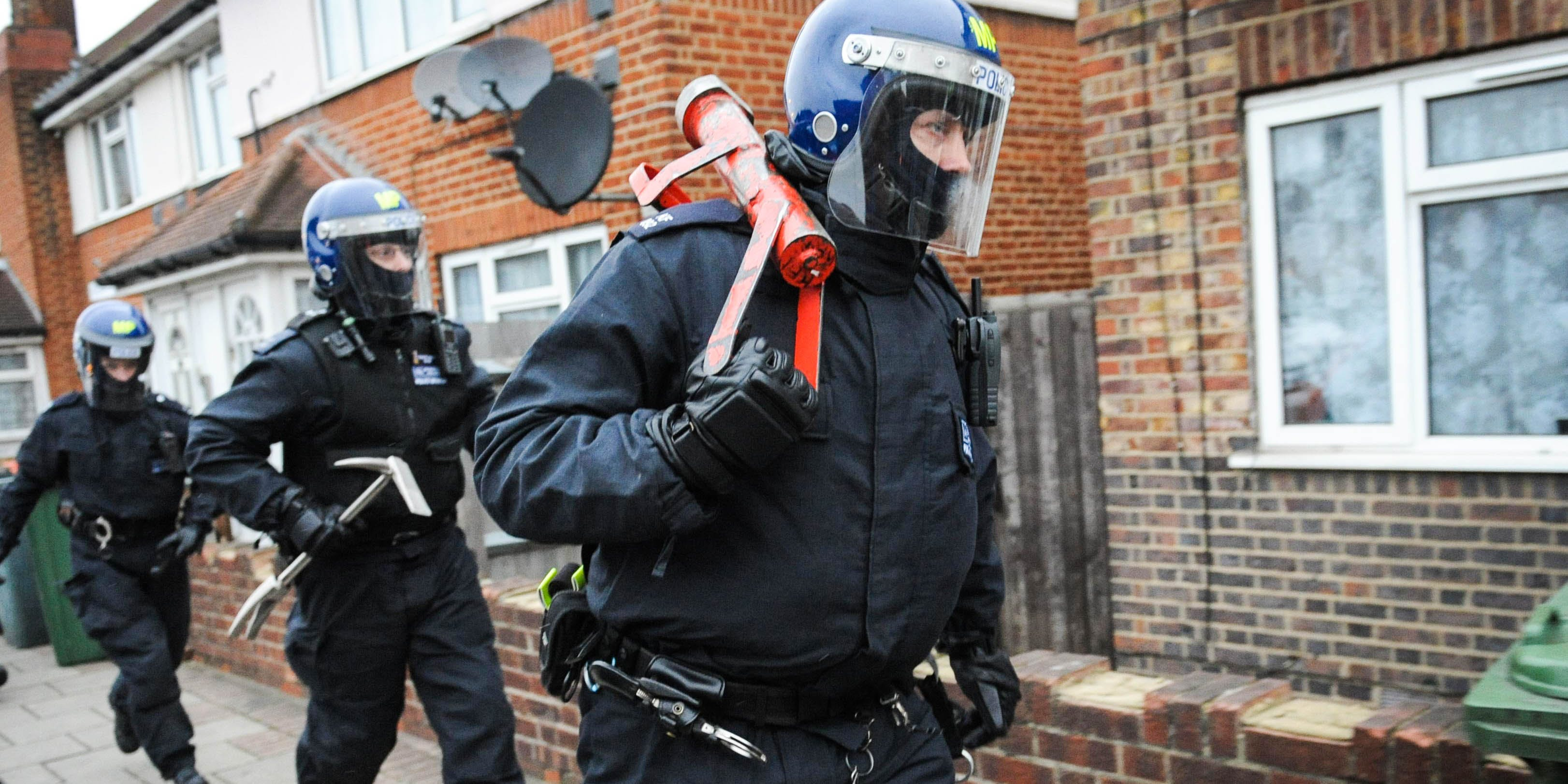 UK Police Leader Simon Kempton Says The Middle Class, Not The Poor, Fund UK's Drug Gangs